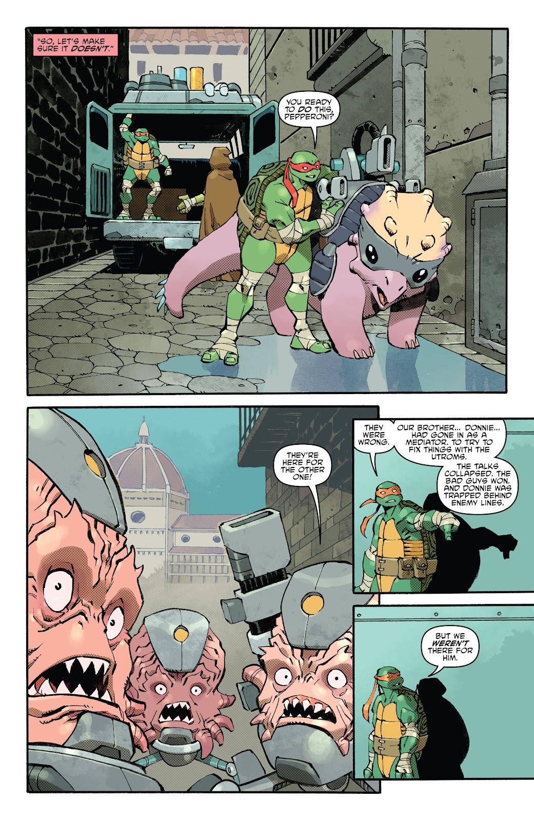 Read online Teenage Mutant Ninja Turtles (2011) comic -  Issue #102 - 30