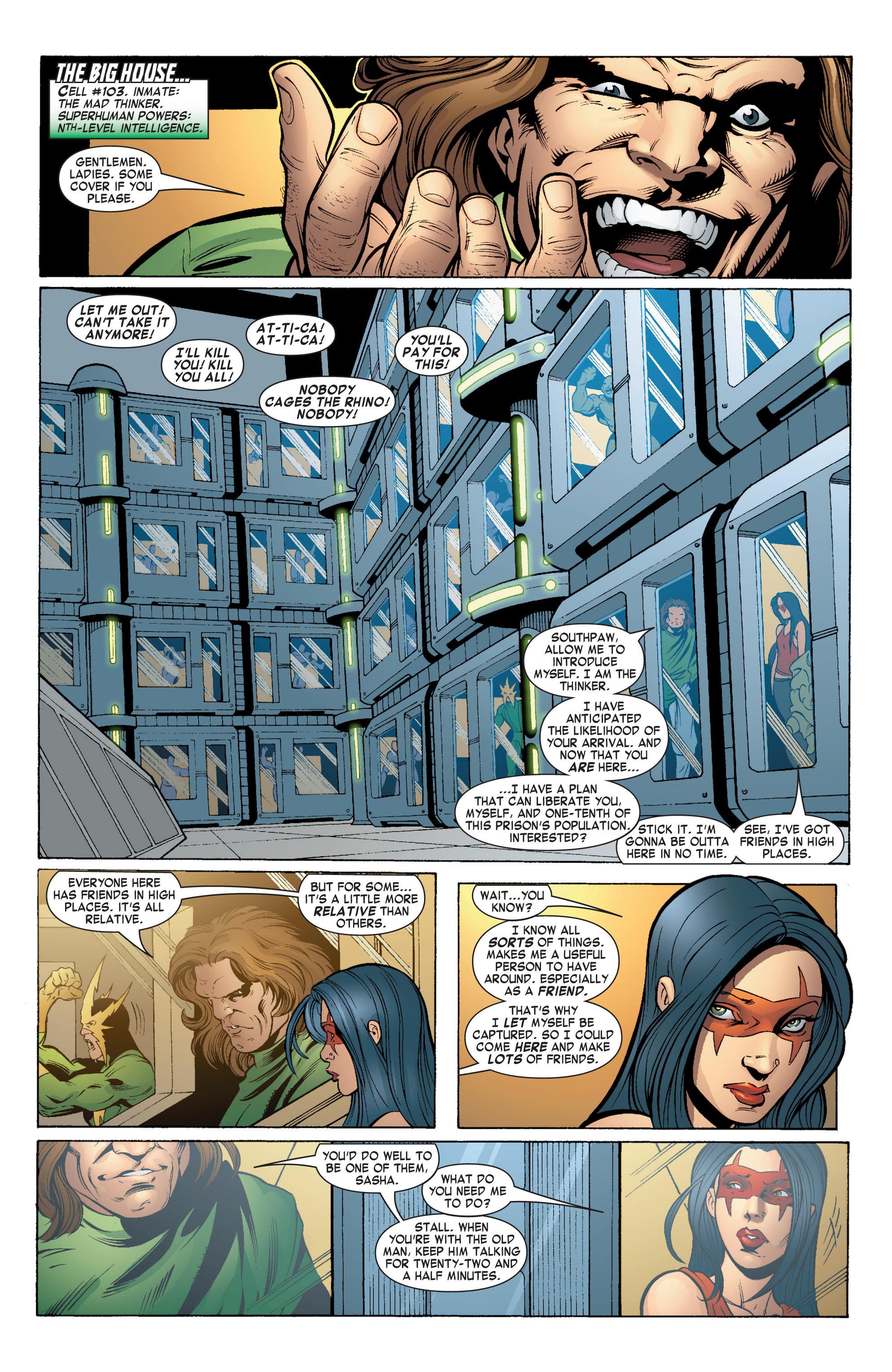 Read online She-Hulk (2004) comic -  Issue #5 - 11