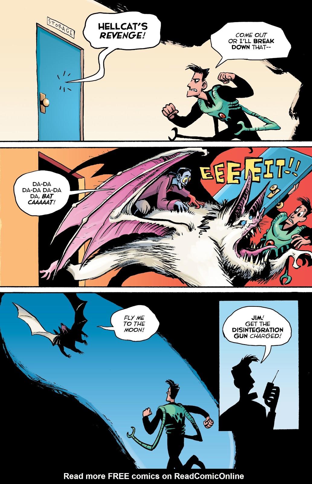 Read online Creature Tech (2019) comic -  Issue # TPB (Part 2) - 18