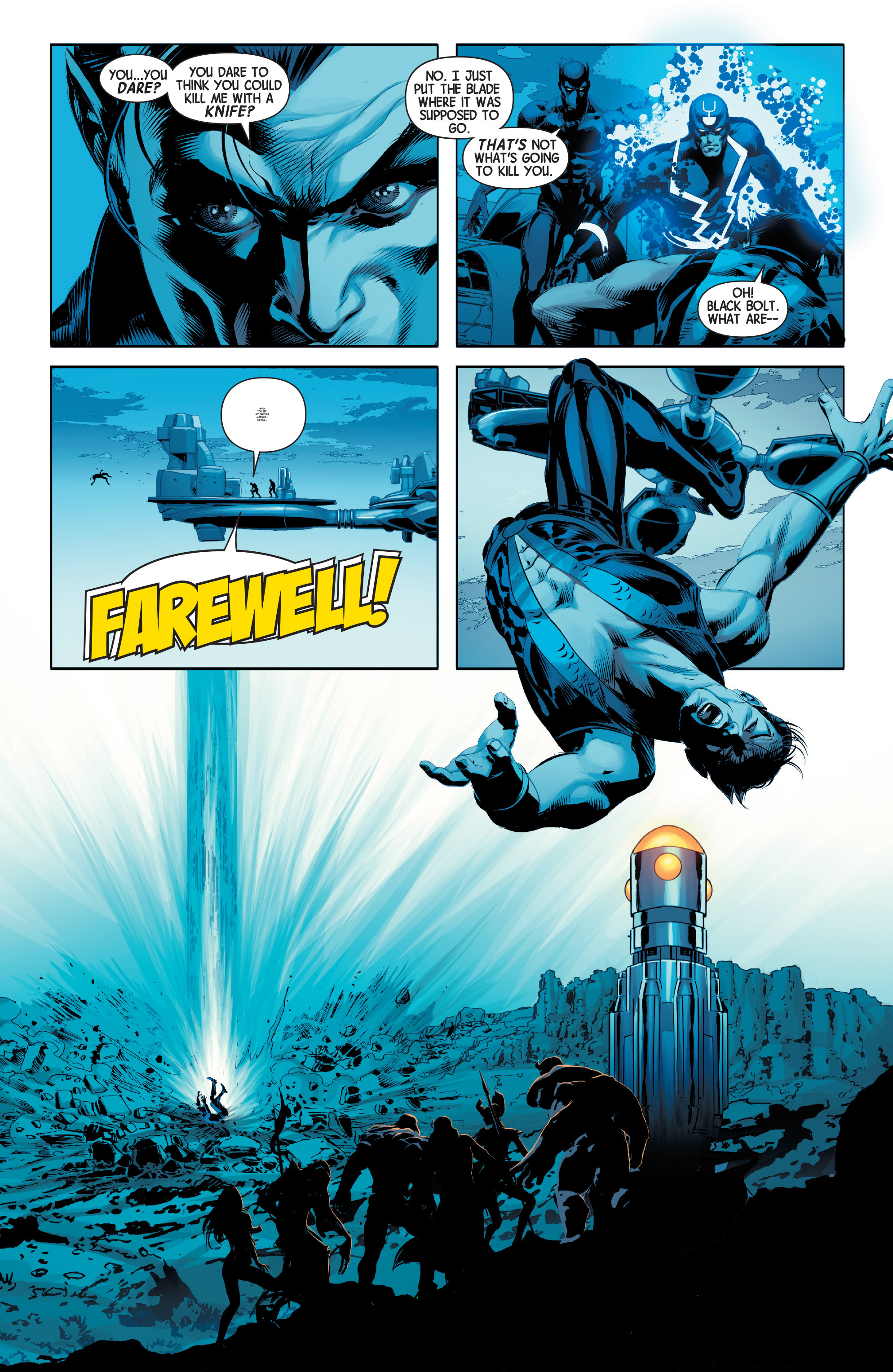 Read online Avengers (2013) comic -  Issue #41 - 16