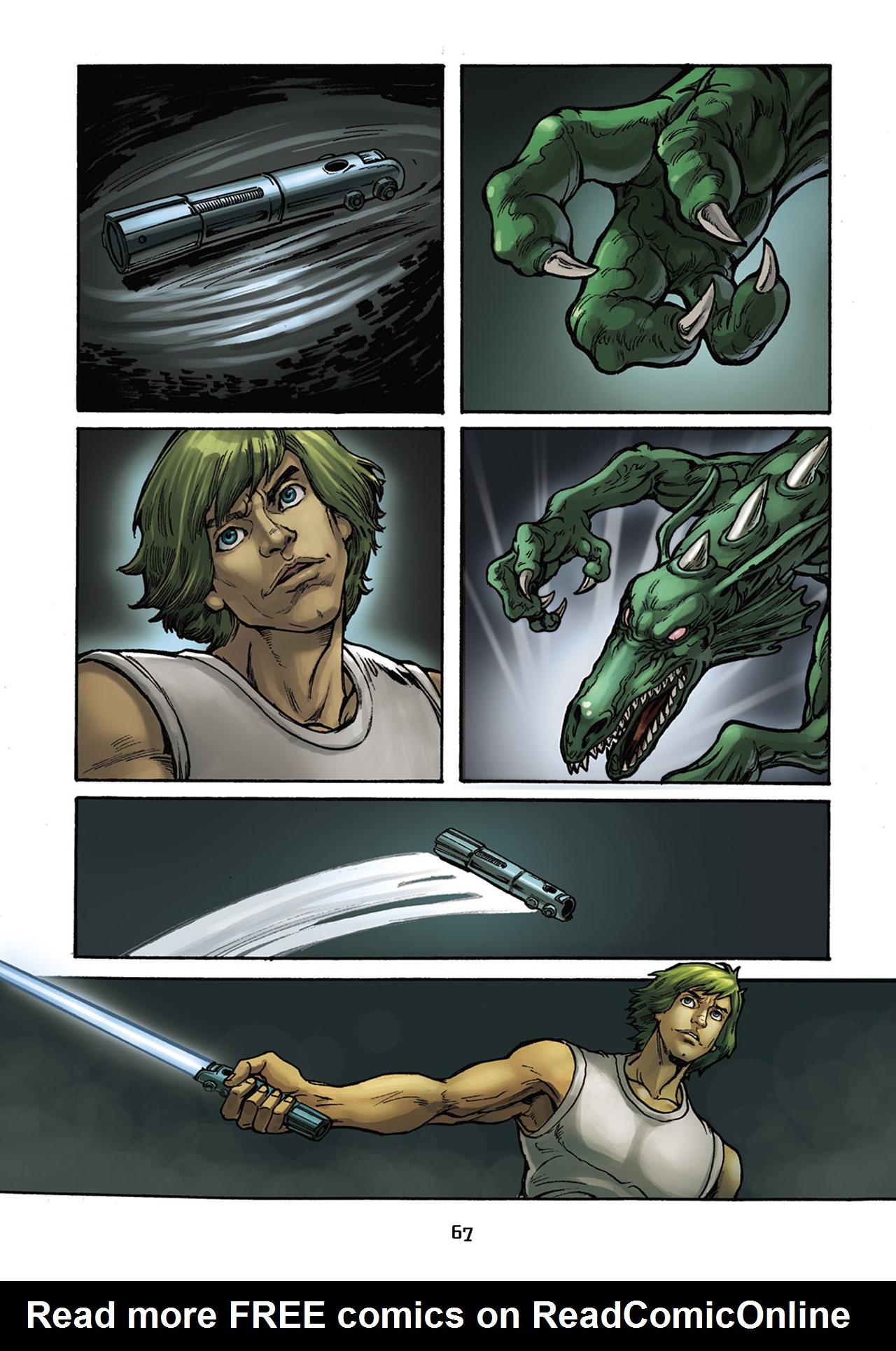 Read online Star Wars Omnibus comic -  Issue # Vol. 33 - 229