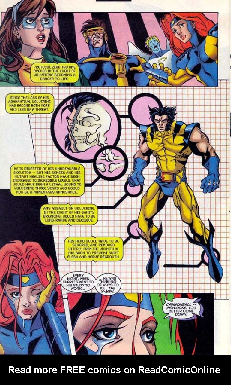 Excalibur (1988) issue 100 - Page 24