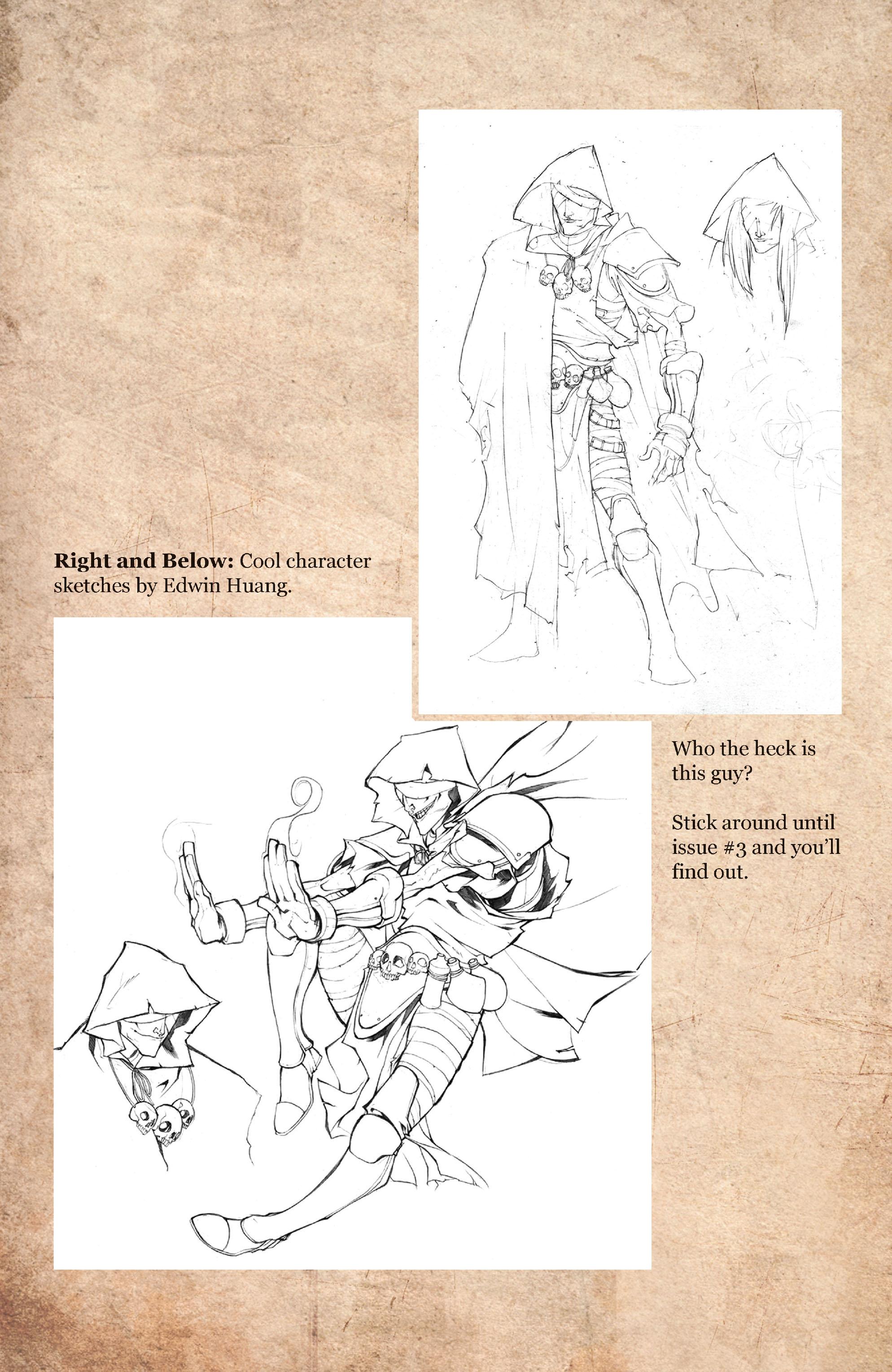 Read online Skullkickers comic -  Issue #1 - 26