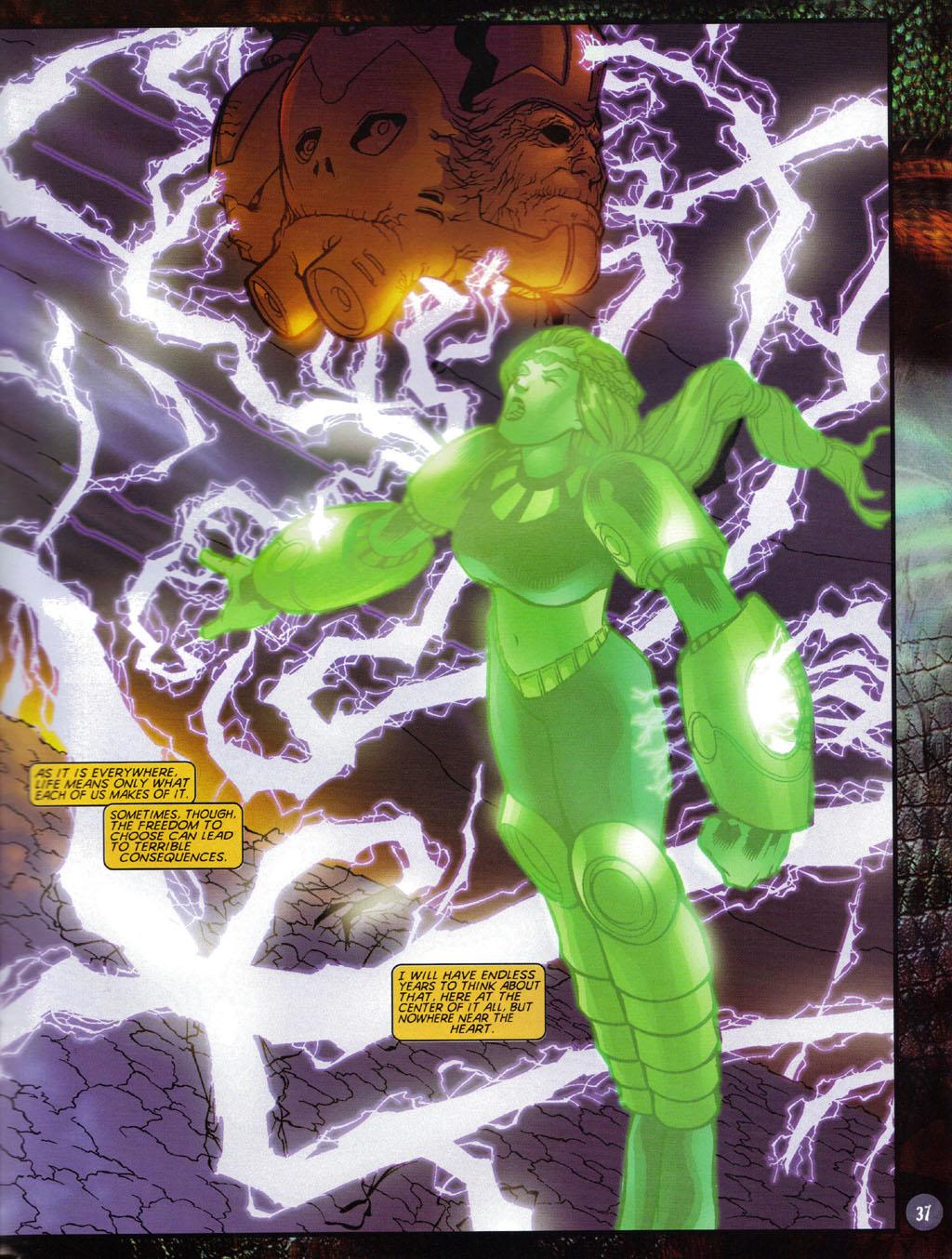Read online Turok 2: Adon's Curse comic -  Issue # Full - 38
