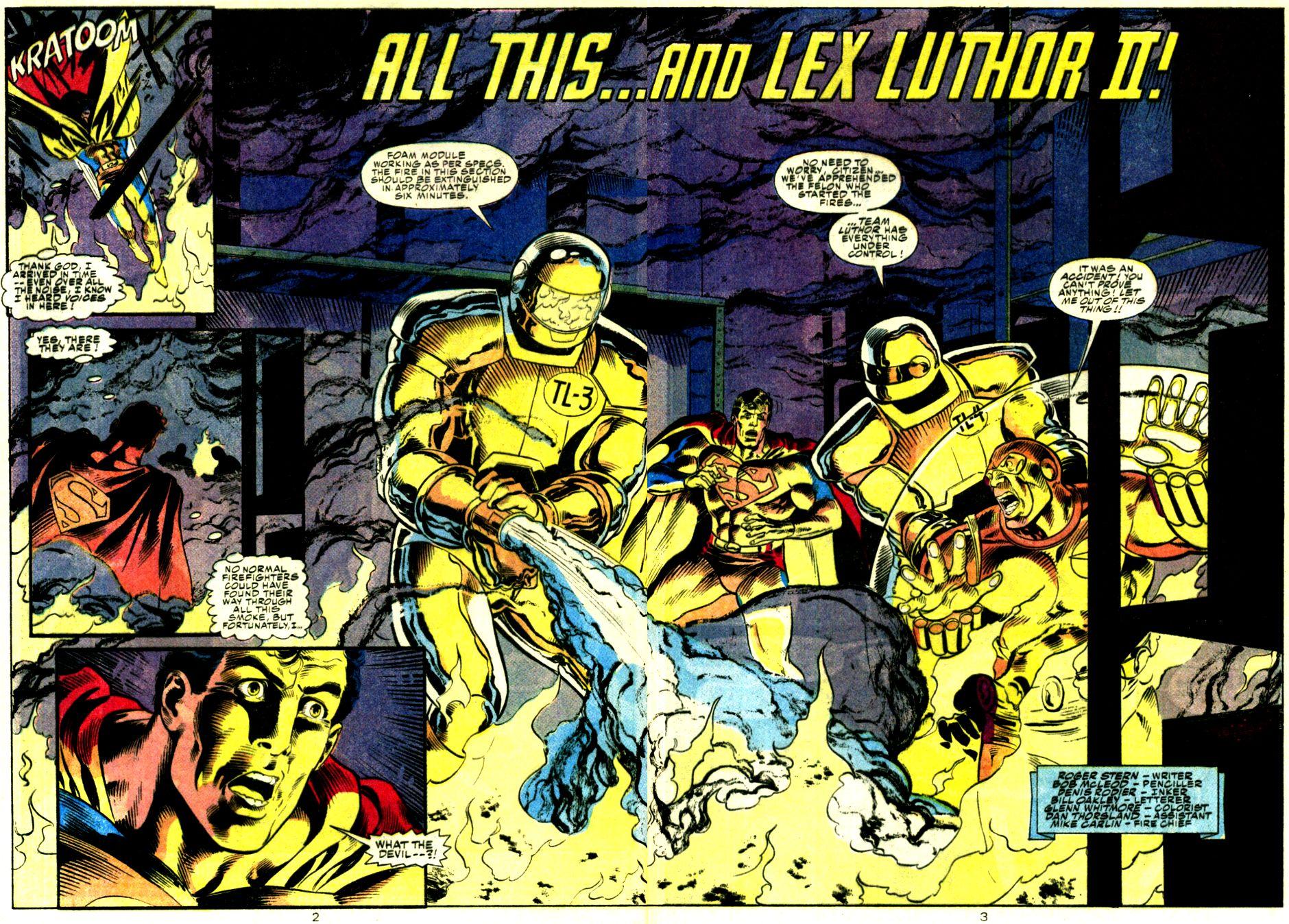 Action Comics (1938) 672 Page 2