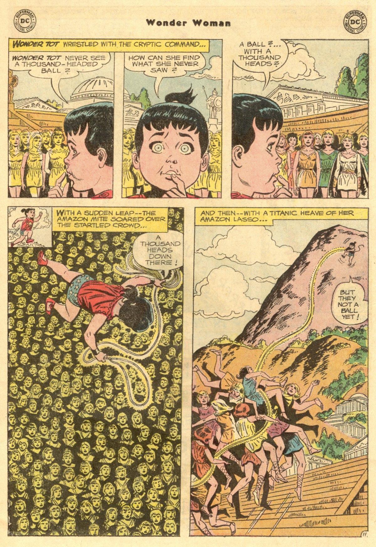 Read online Wonder Woman (1942) comic -  Issue #154 - 15