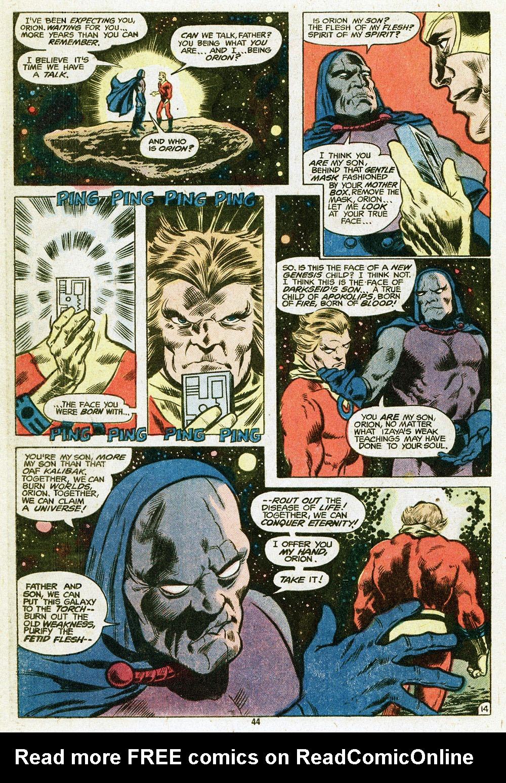 Read online Adventure Comics (1938) comic -  Issue #459 - 44