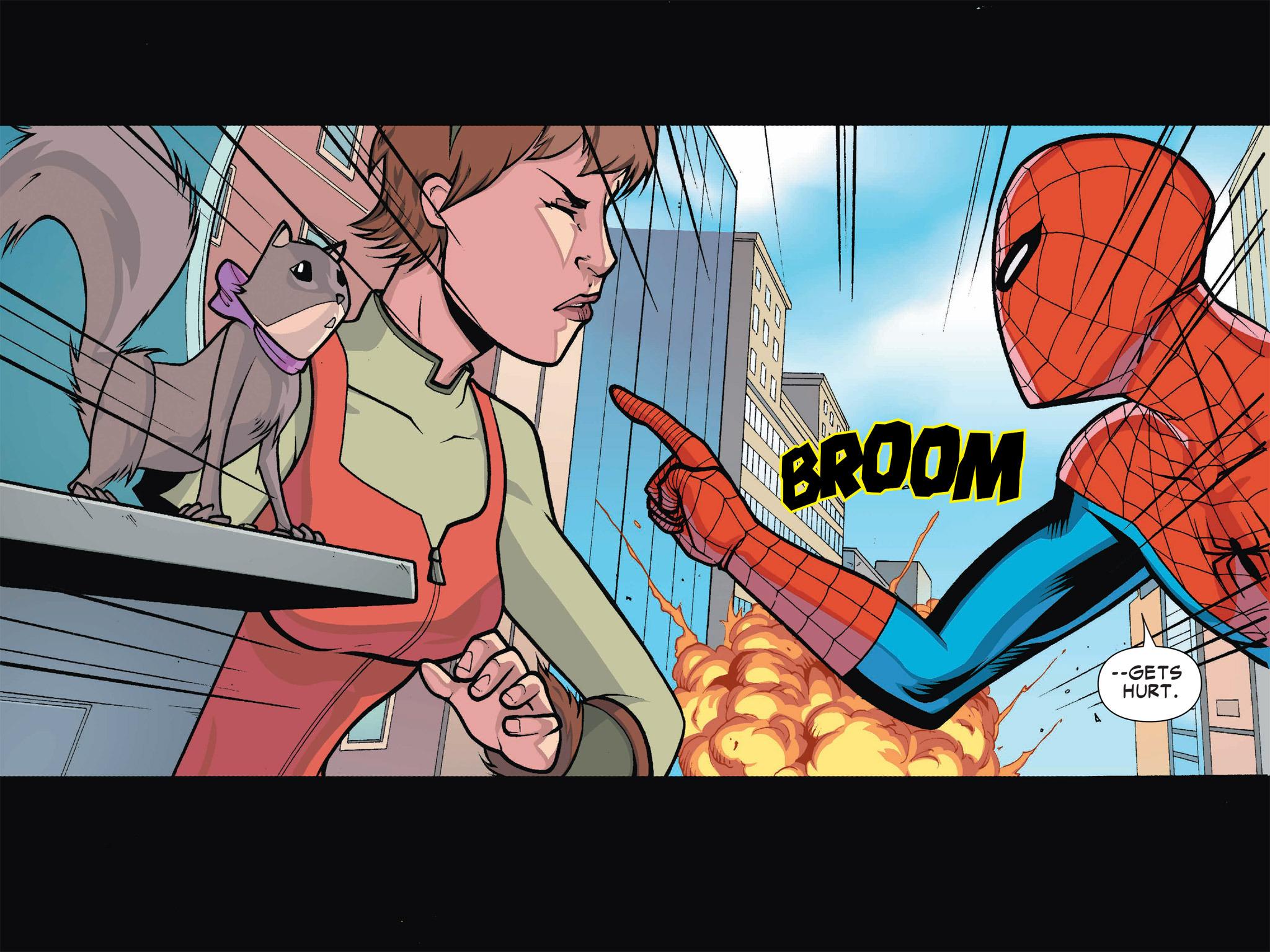 Read online Ultimate Spider-Man (Infinite Comics) (2016) comic -  Issue #1 - 17