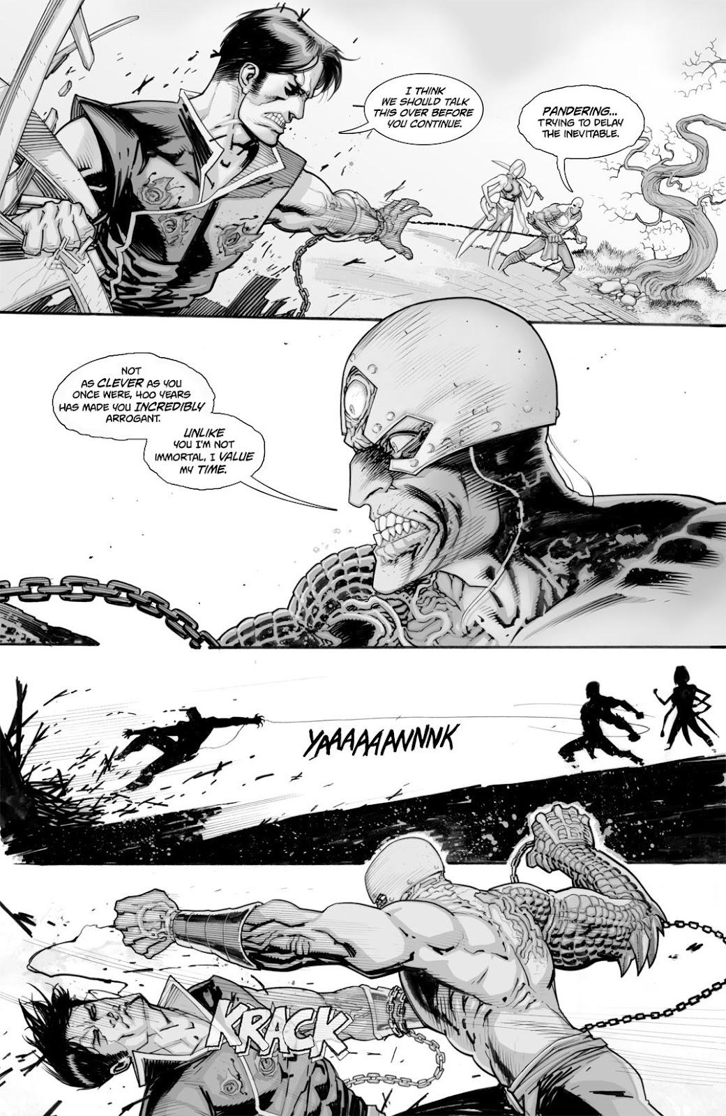 Read online Reaper comic -  Issue #2 - 29