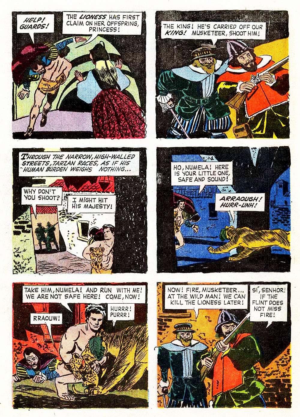 Tarzan (1962) issue 136 - Page 16