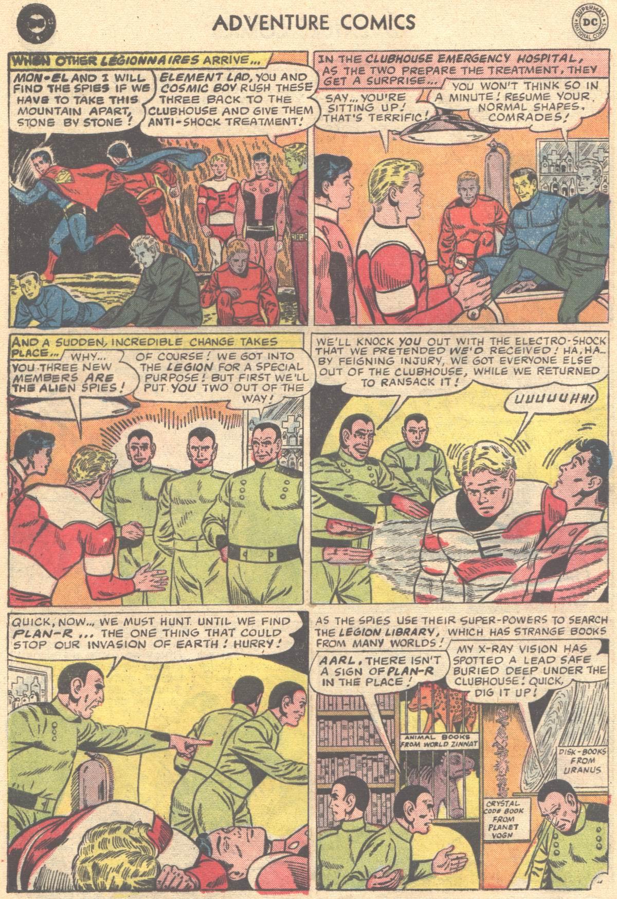 Read online Adventure Comics (1938) comic -  Issue #337 - 16