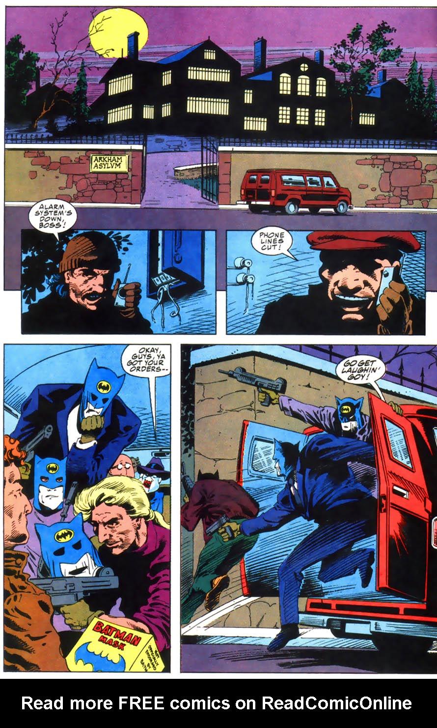 Read online Detective Comics (1937) comic -  Issue # _Annual 5 - 18