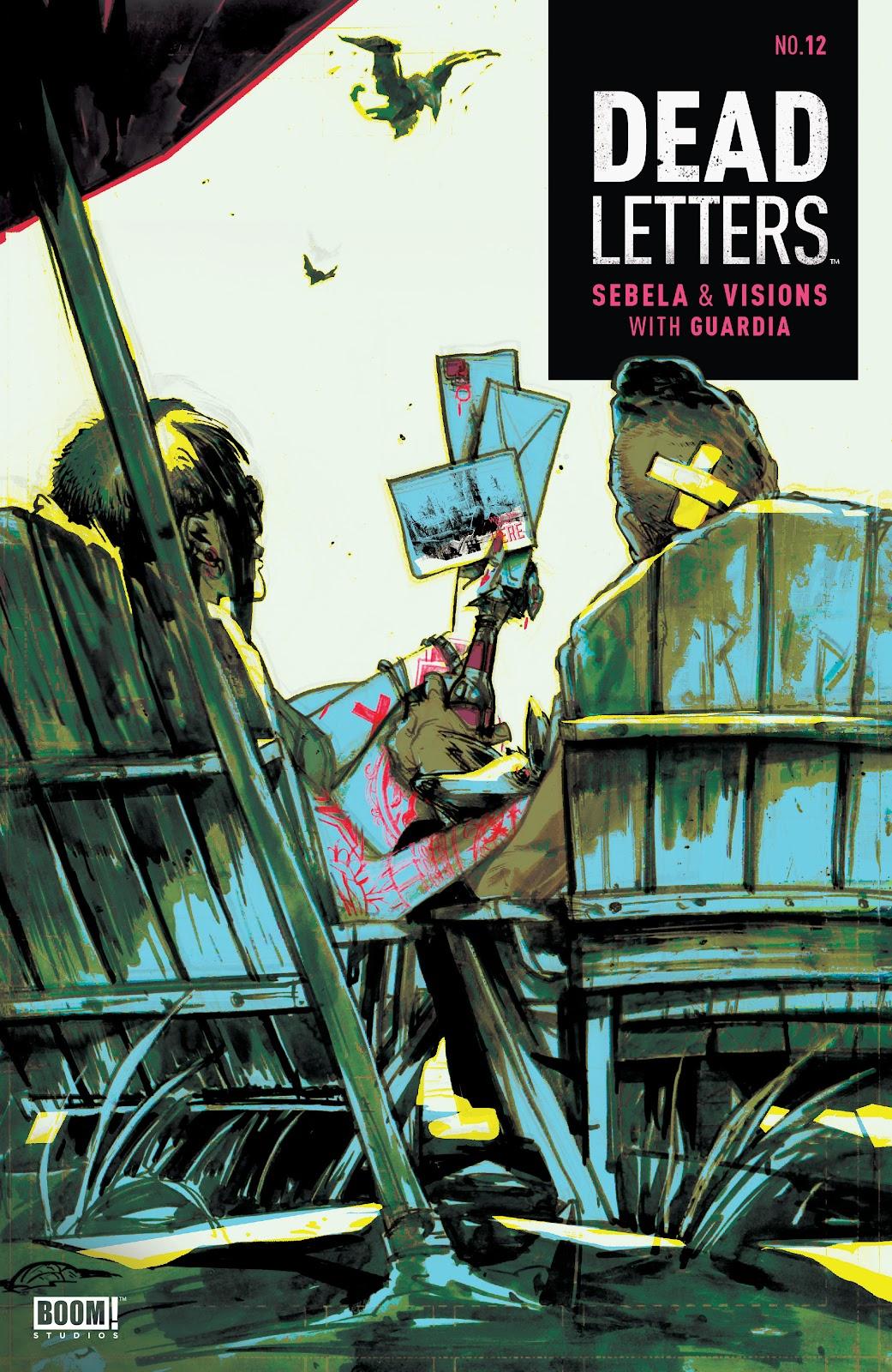 Dead Letters 12 Page 1