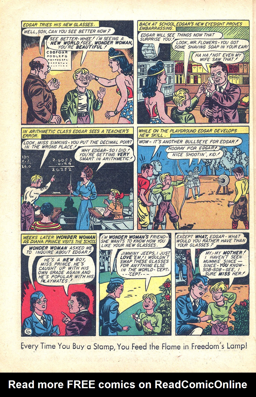 Read online Sensation (Mystery) Comics comic -  Issue #34 - 8