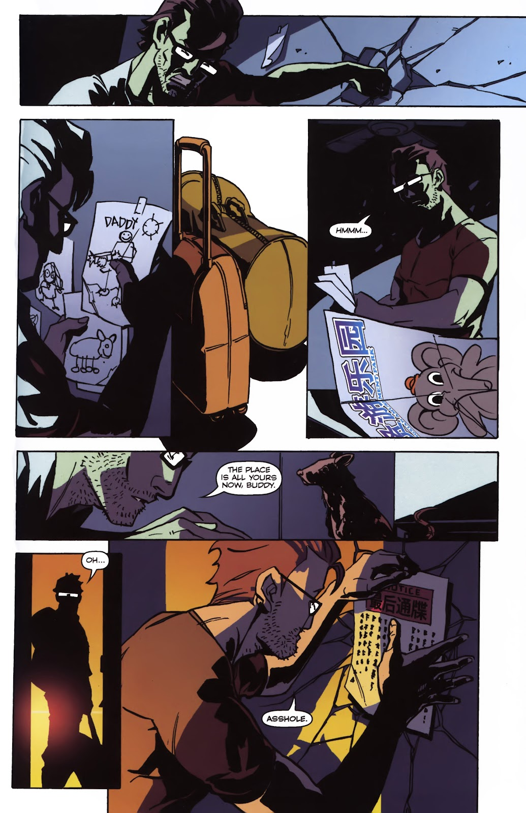 Read online Ricky Rouse Has A Gun comic -  Issue # TPB (Part 1) - 25