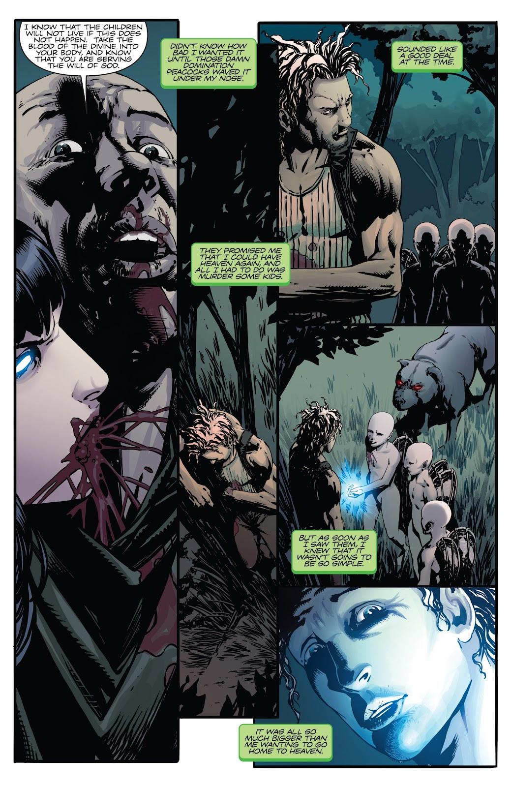 Read online Vampirella Strikes comic -  Issue #6 - 22