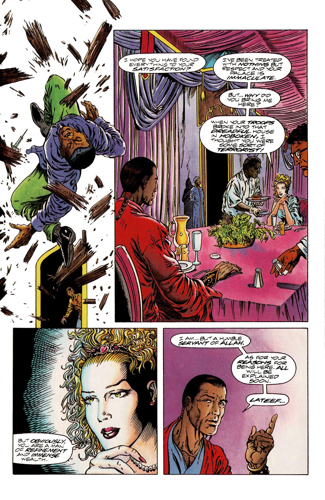 Read online Harbinger (1992) comic -  Issue #20 - 12