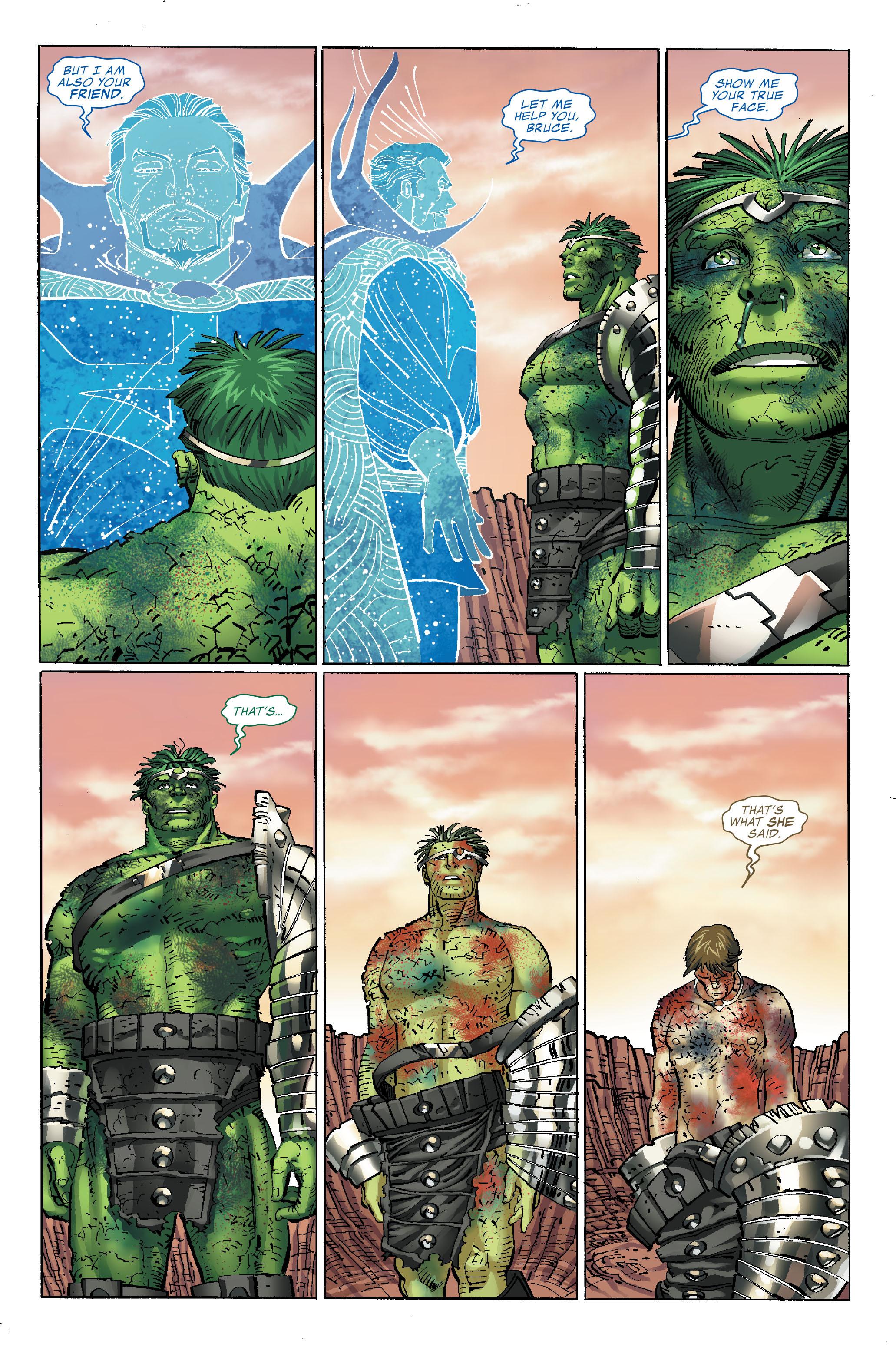 Read online World War Hulk comic -  Issue #3 - 14