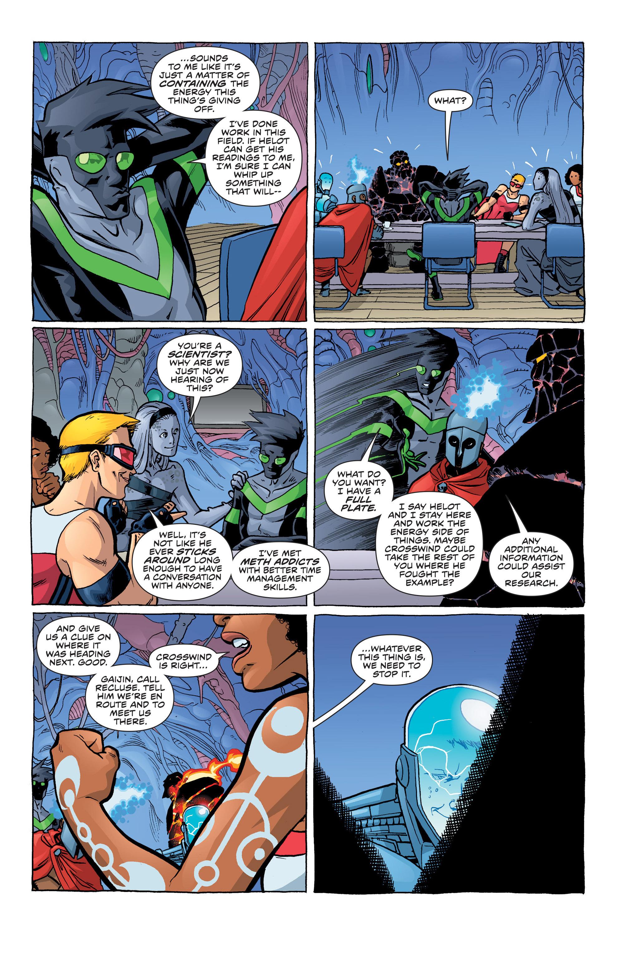 Read online Secret Identities comic -  Issue #3 - 9