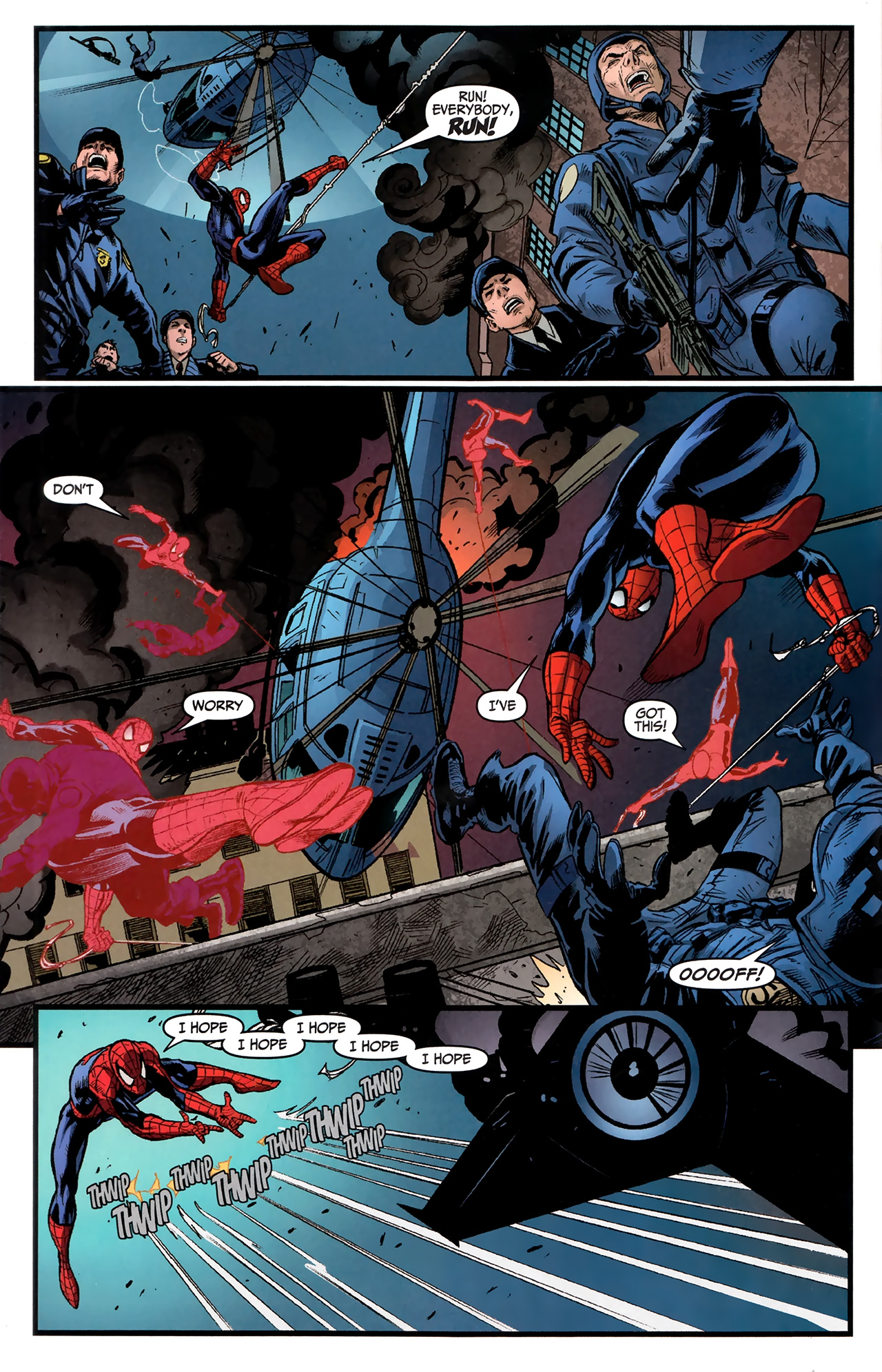 Read online Amazing Spider-Man Presents: American Son comic -  Issue #4 - 9