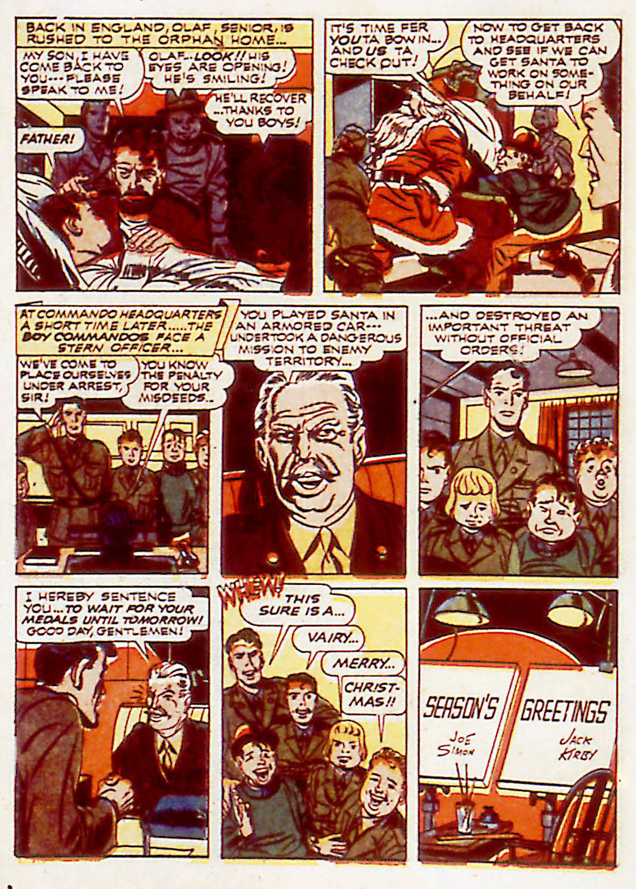 Read online Detective Comics (1937) comic -  Issue #71 - 28