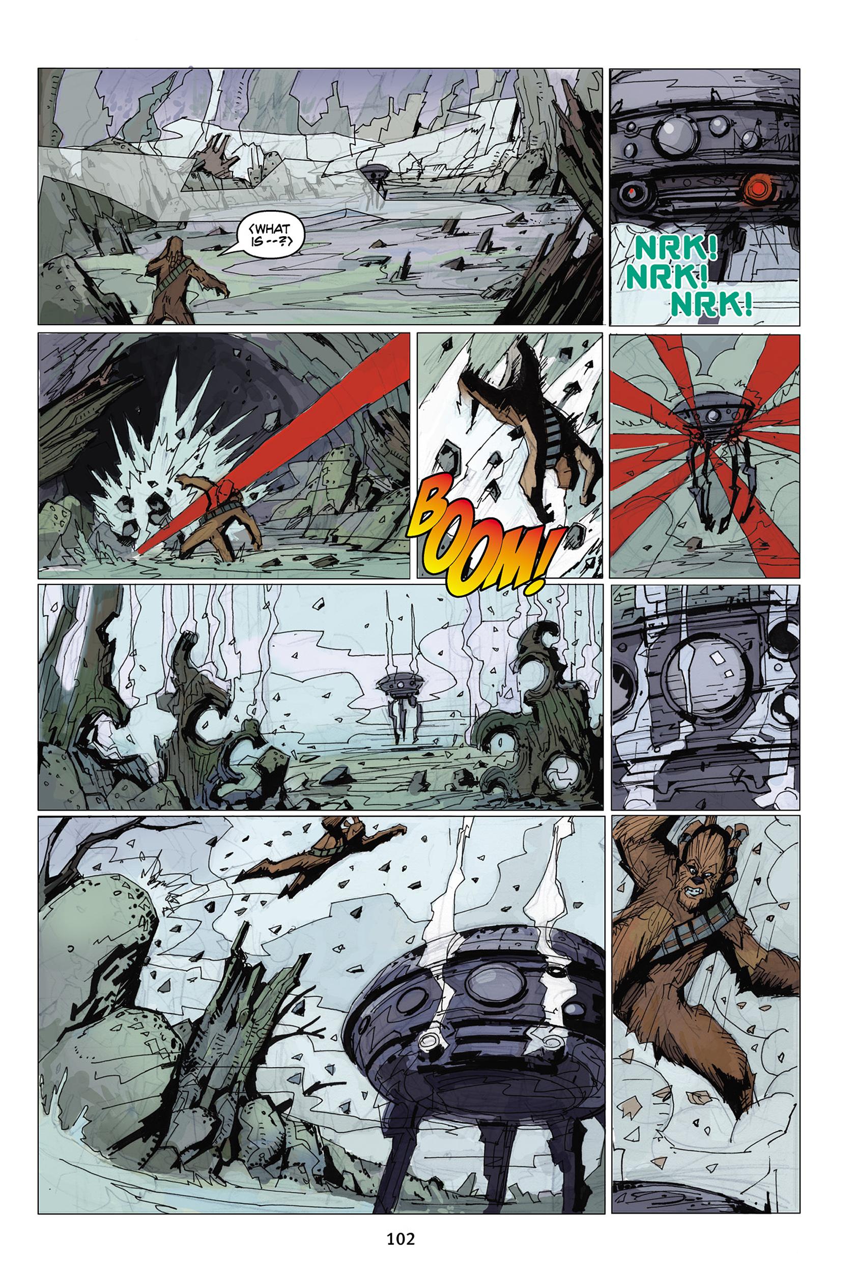 Read online Star Wars Omnibus comic -  Issue # Vol. 30 - 100