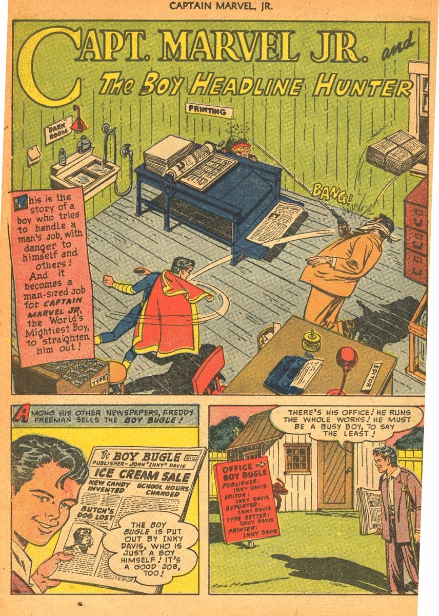 Captain Marvel, Jr. issue 84 - Page 12