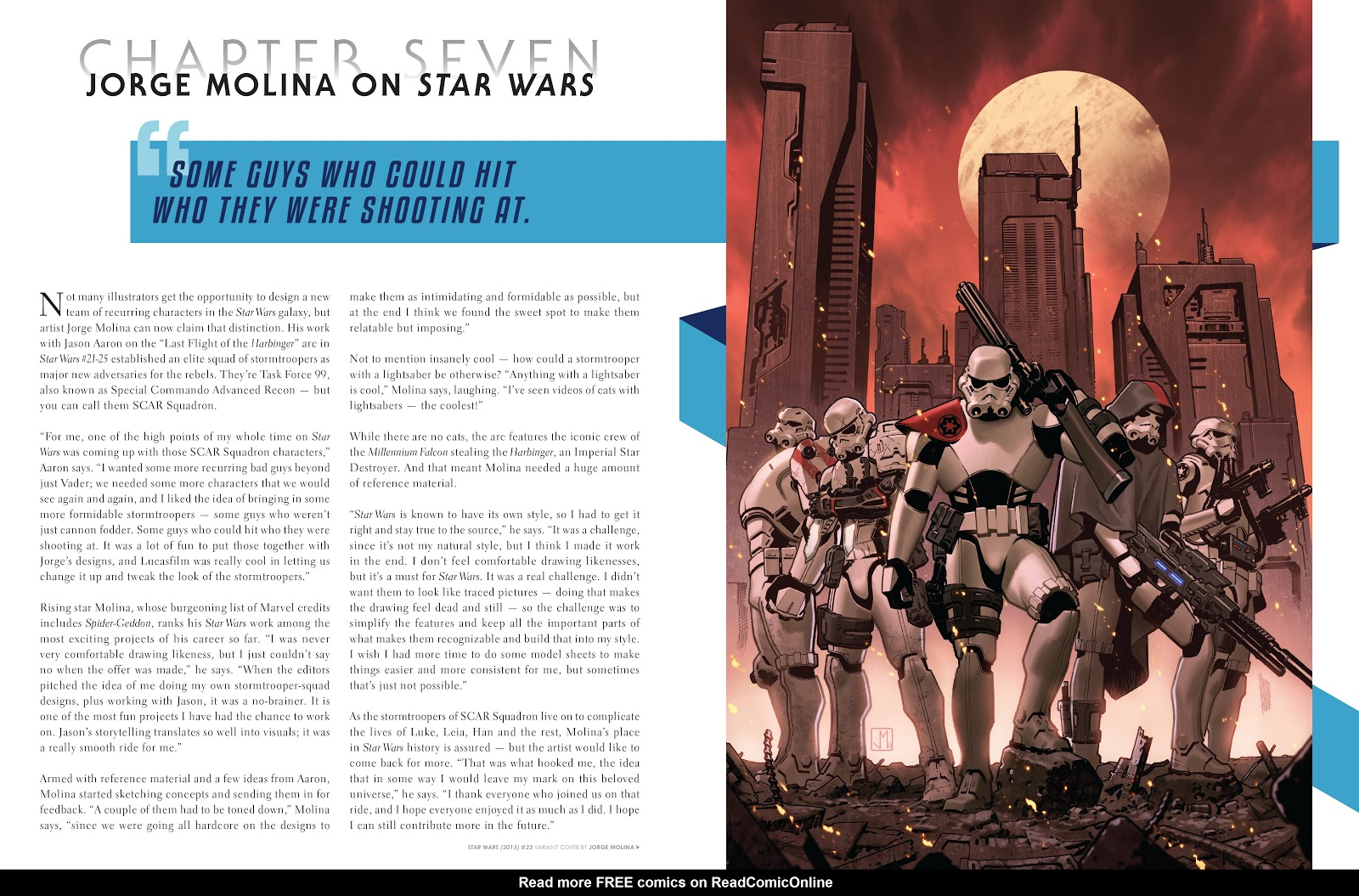Read online The Marvel Art of Star Wars comic -  Issue # TPB (Part 1) - 99