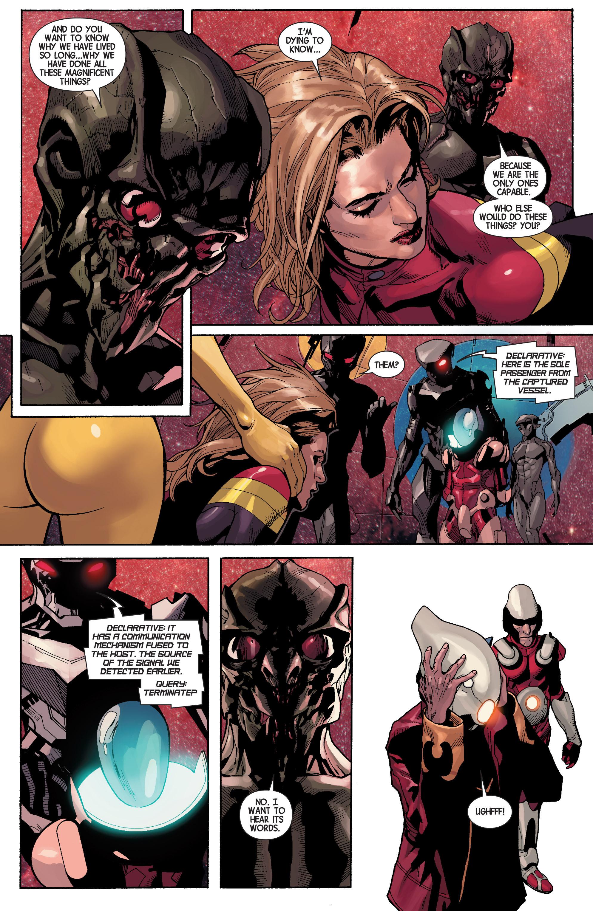 Read online Avengers (2013) comic -  Issue #Avengers (2013) _TPB 4 - 54