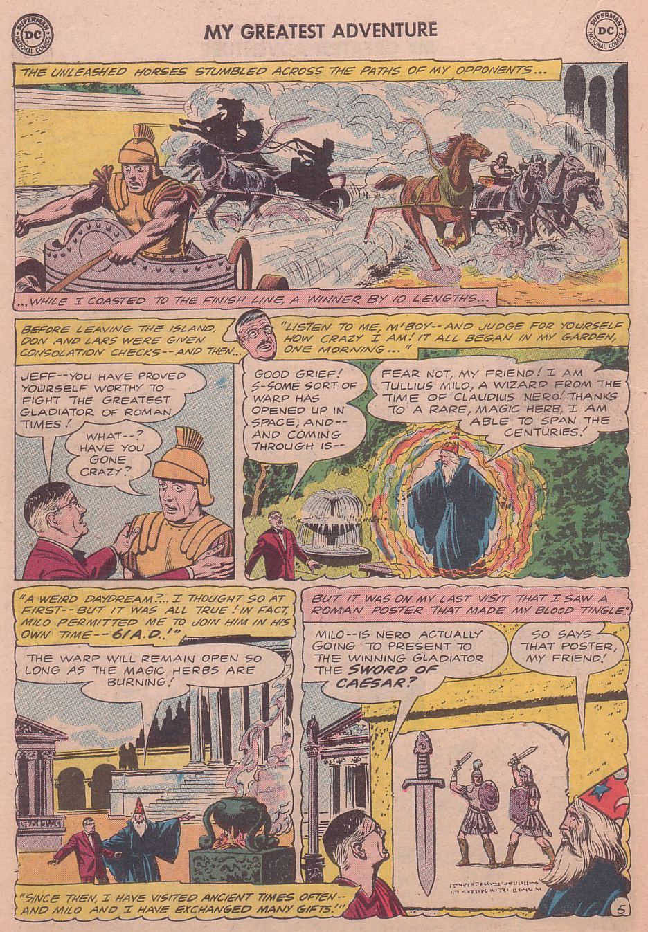 My Greatest Adventure (1955) issue 65 - Page 18