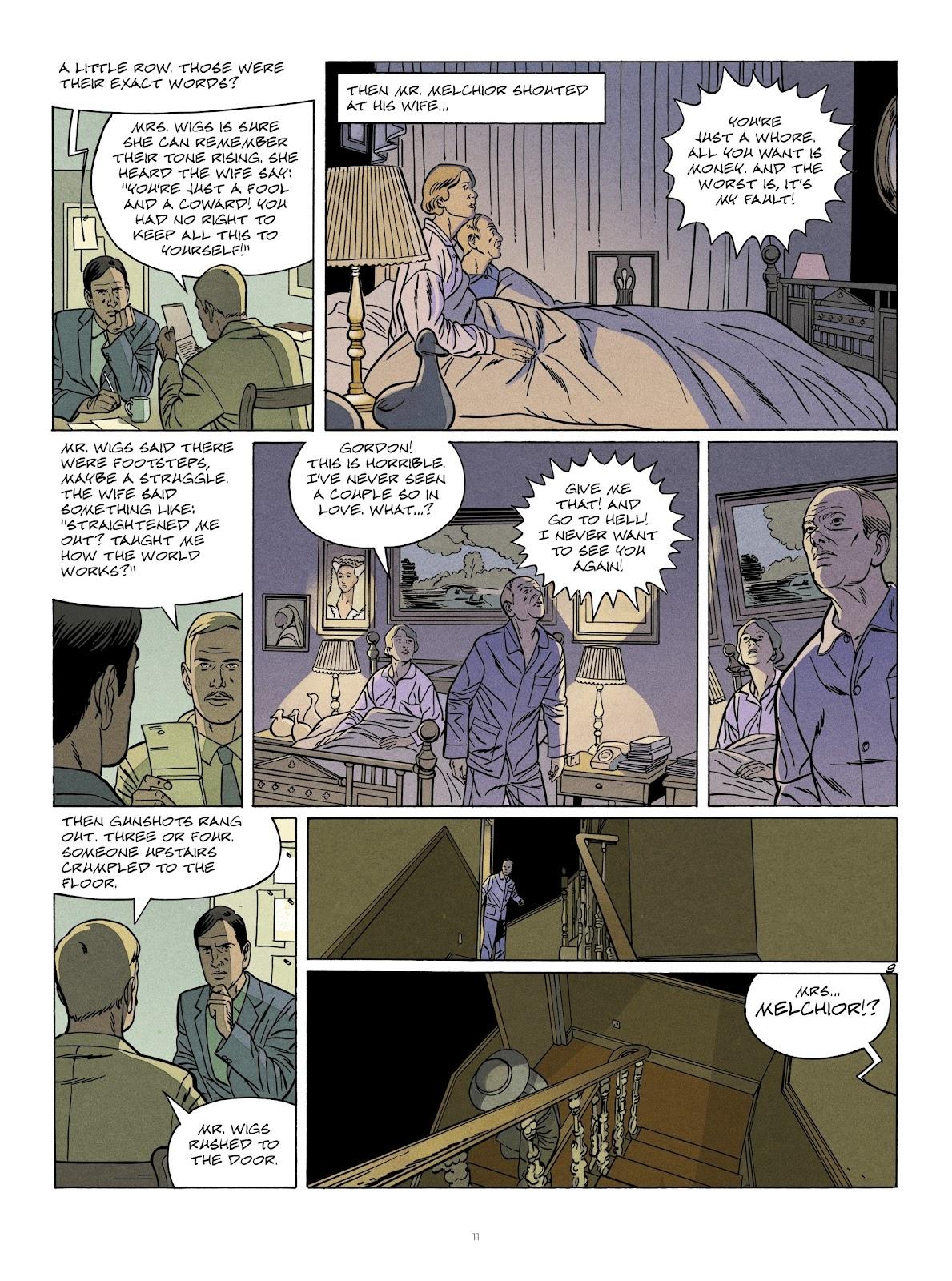 Read online Sherman comic -  Issue #7 - 11