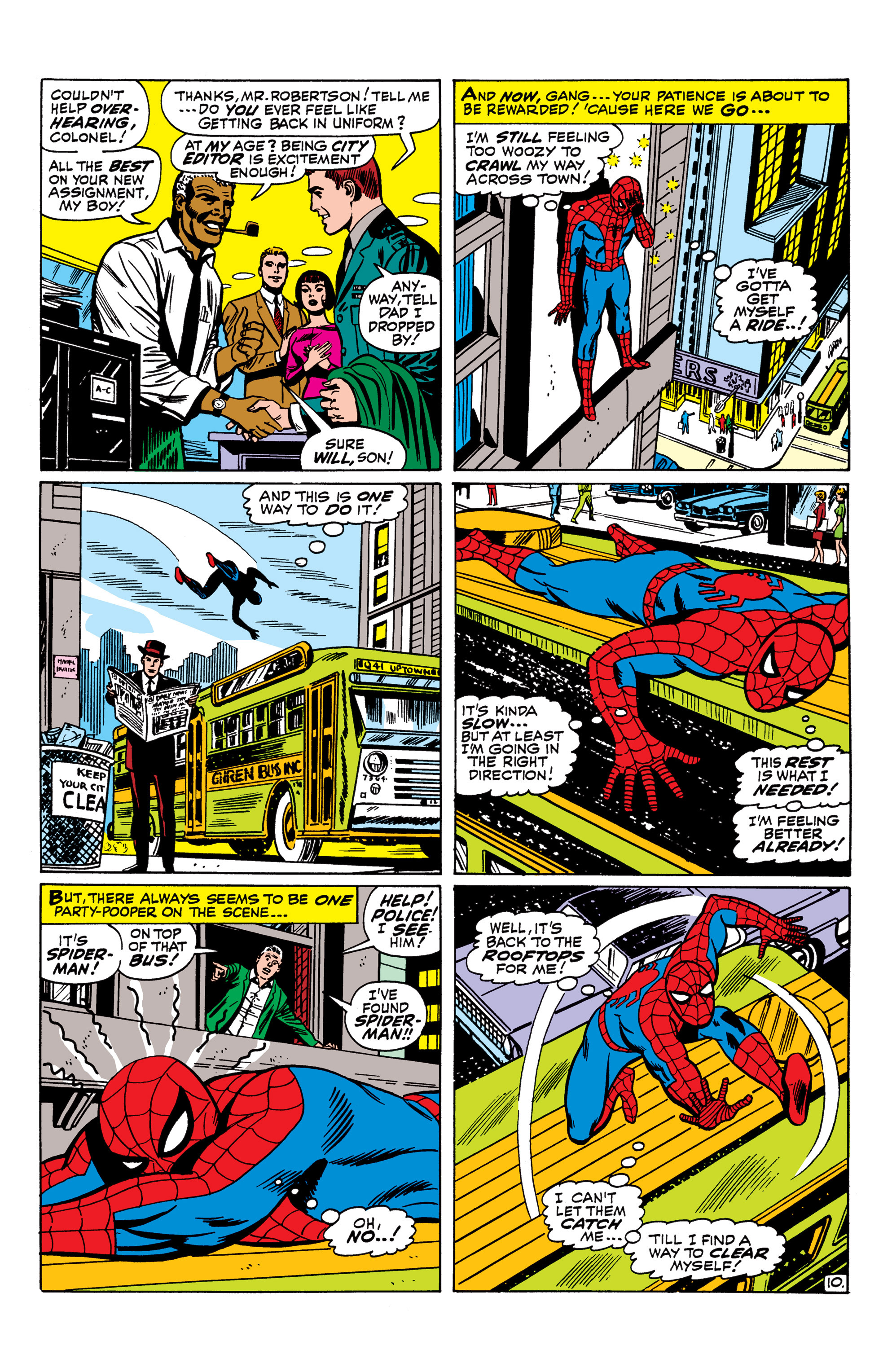 The Amazing Spider-Man (1963) 58 Page 10
