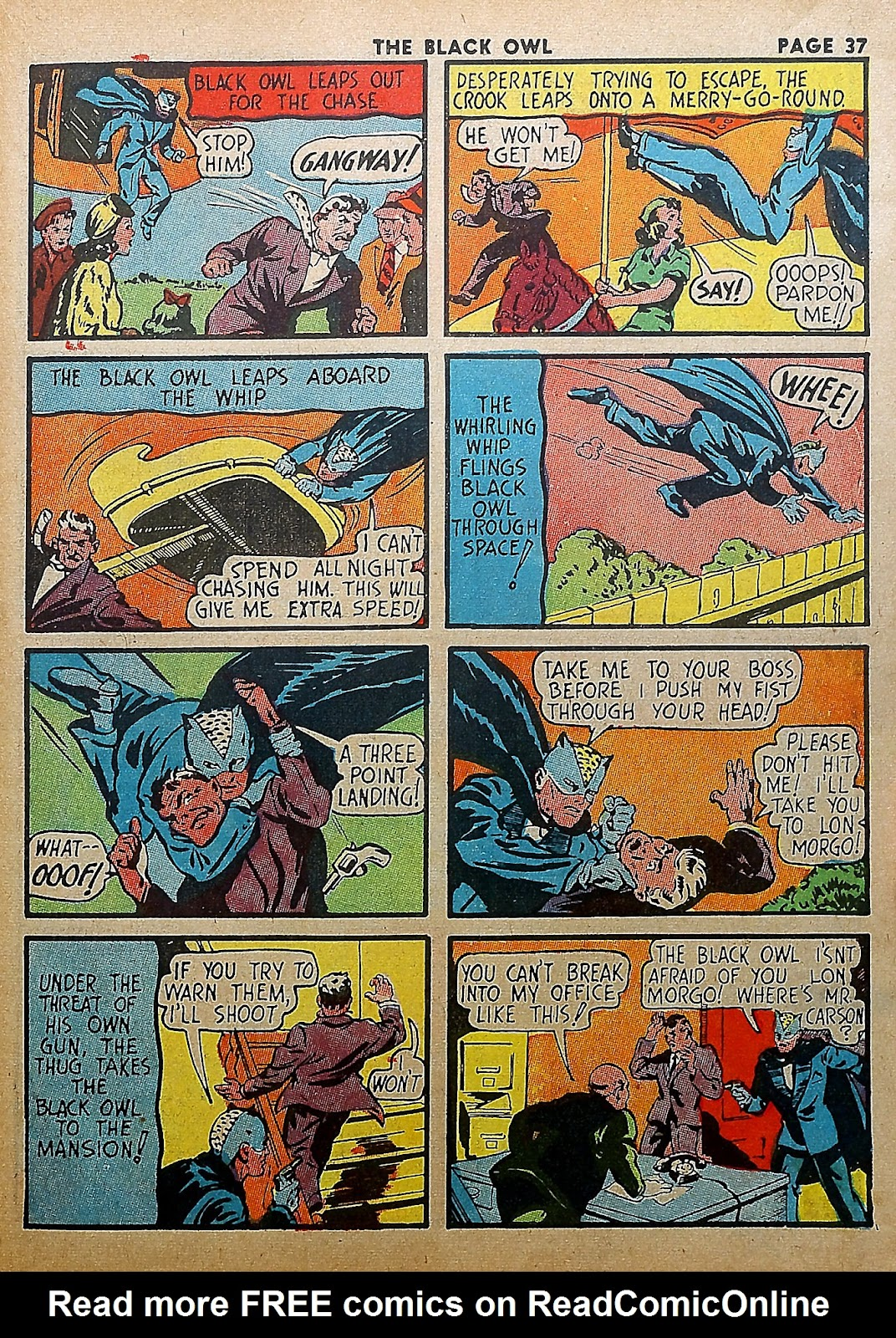 Prize Comics issue 5 - Page 38
