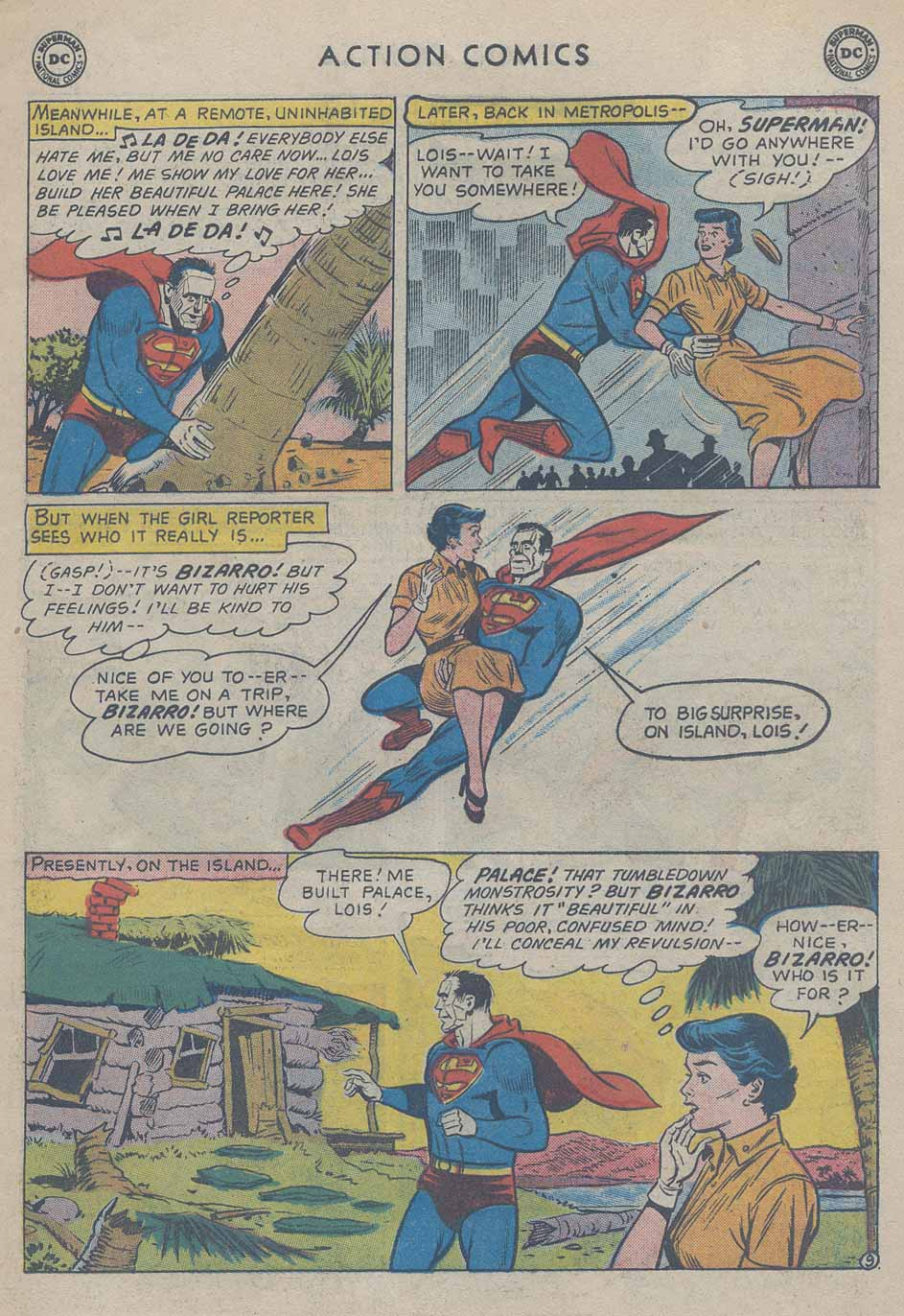 Action Comics (1938) 254 Page 10