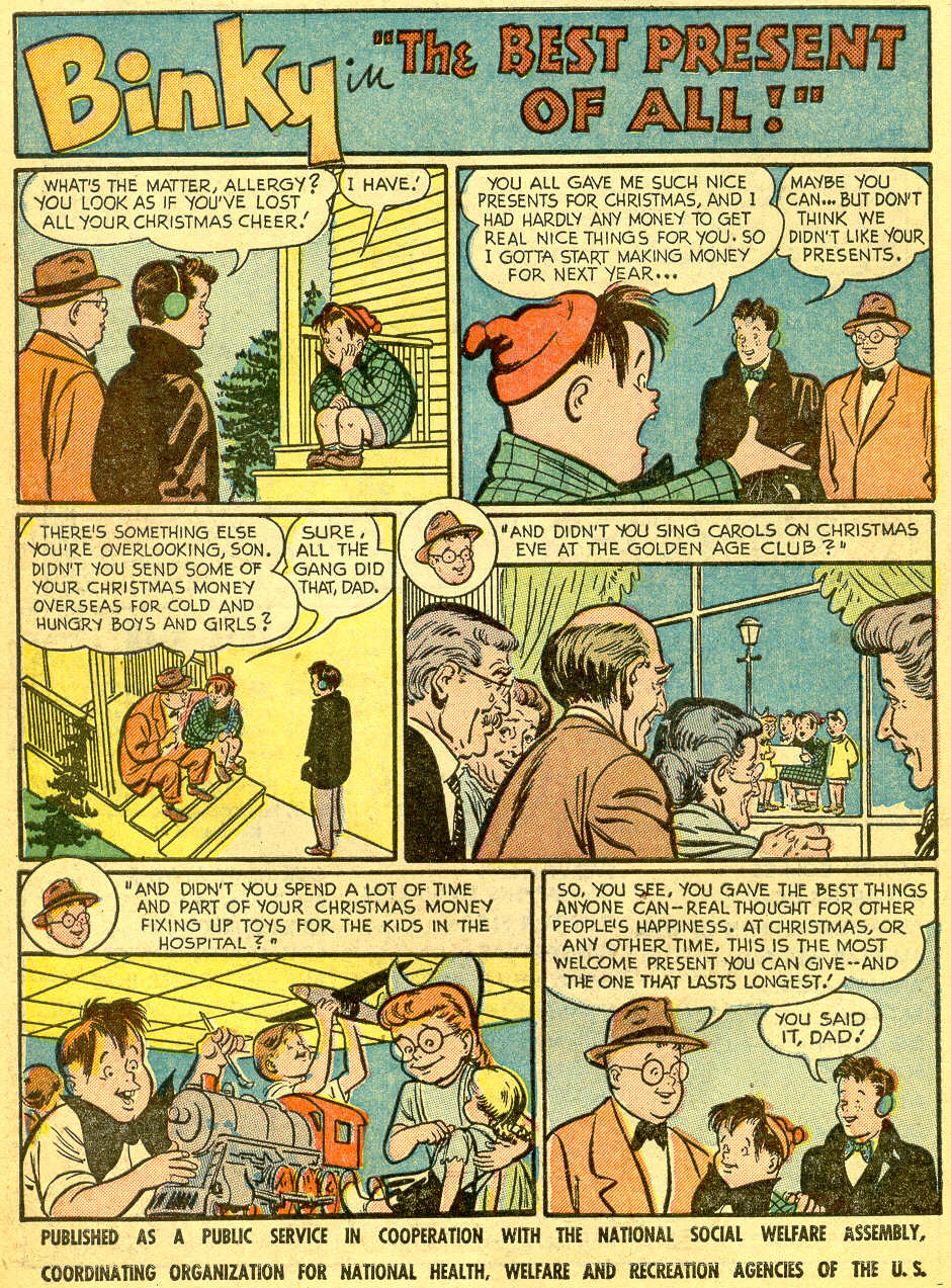 Read online All-Star Western (1951) comic -  Issue #75 - 10