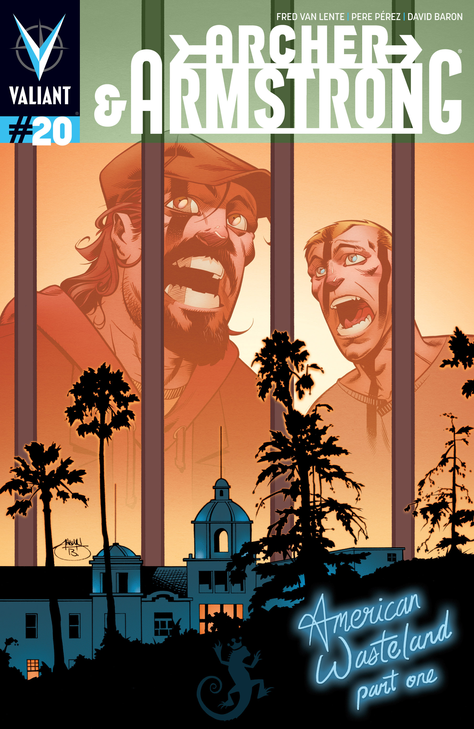 Read online Archer and Armstrong comic -  Issue #Archer and Armstrong _TPB 6 - 6