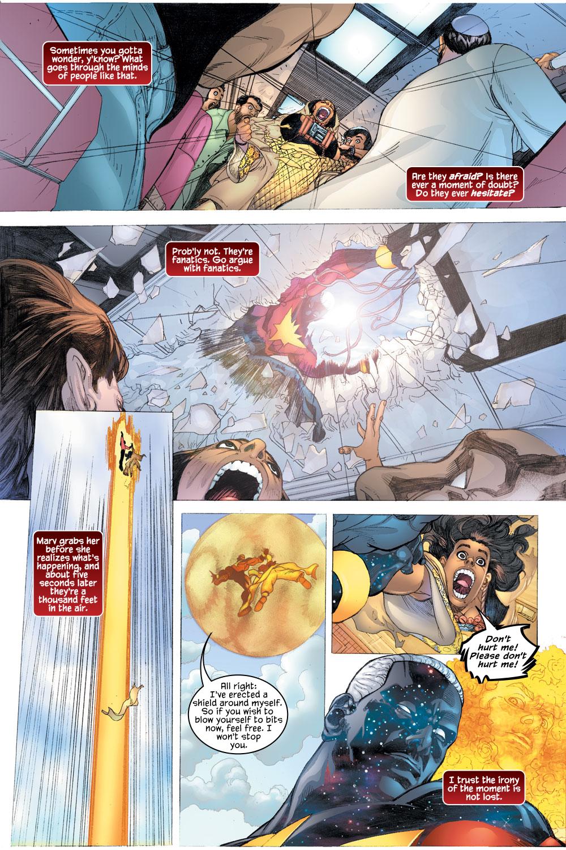 Captain Marvel (2002) Issue #1 #1 - English 12