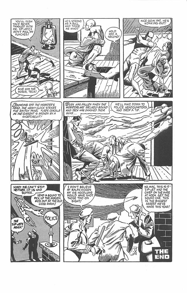 Read online Golden-Age Men of Mystery comic -  Issue #8 - 15
