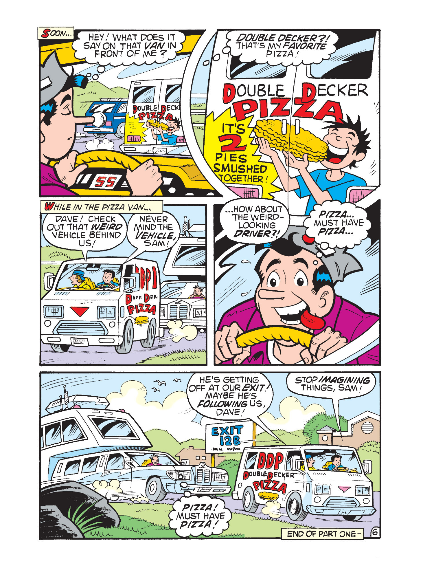 Read online Archie's Funhouse Double Digest comic -  Issue #3 - 13