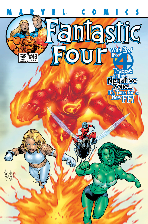 Fantastic Four (1998) 43 Page 1