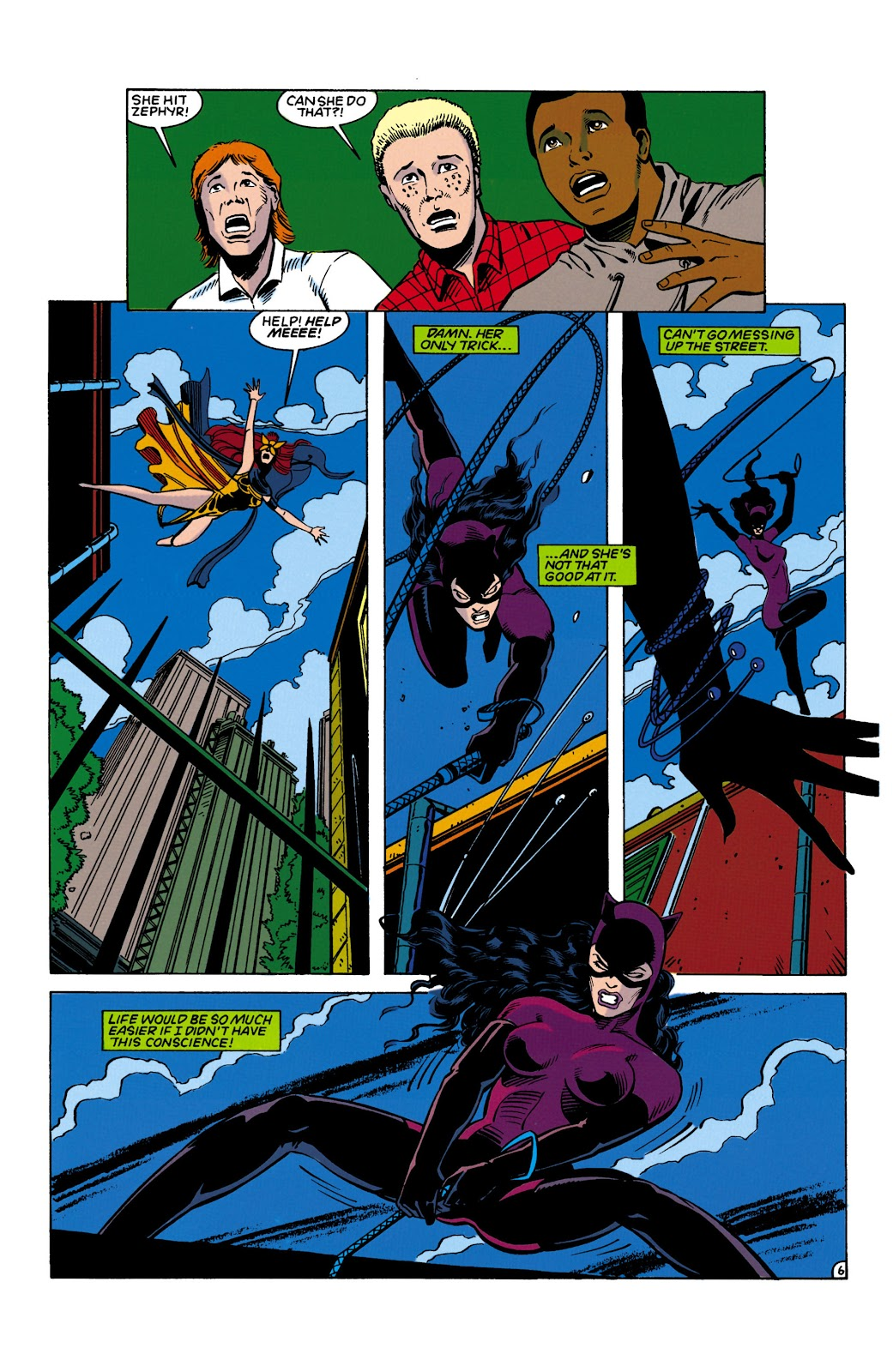 Catwoman (1993) Issue #9 #14 - English 7