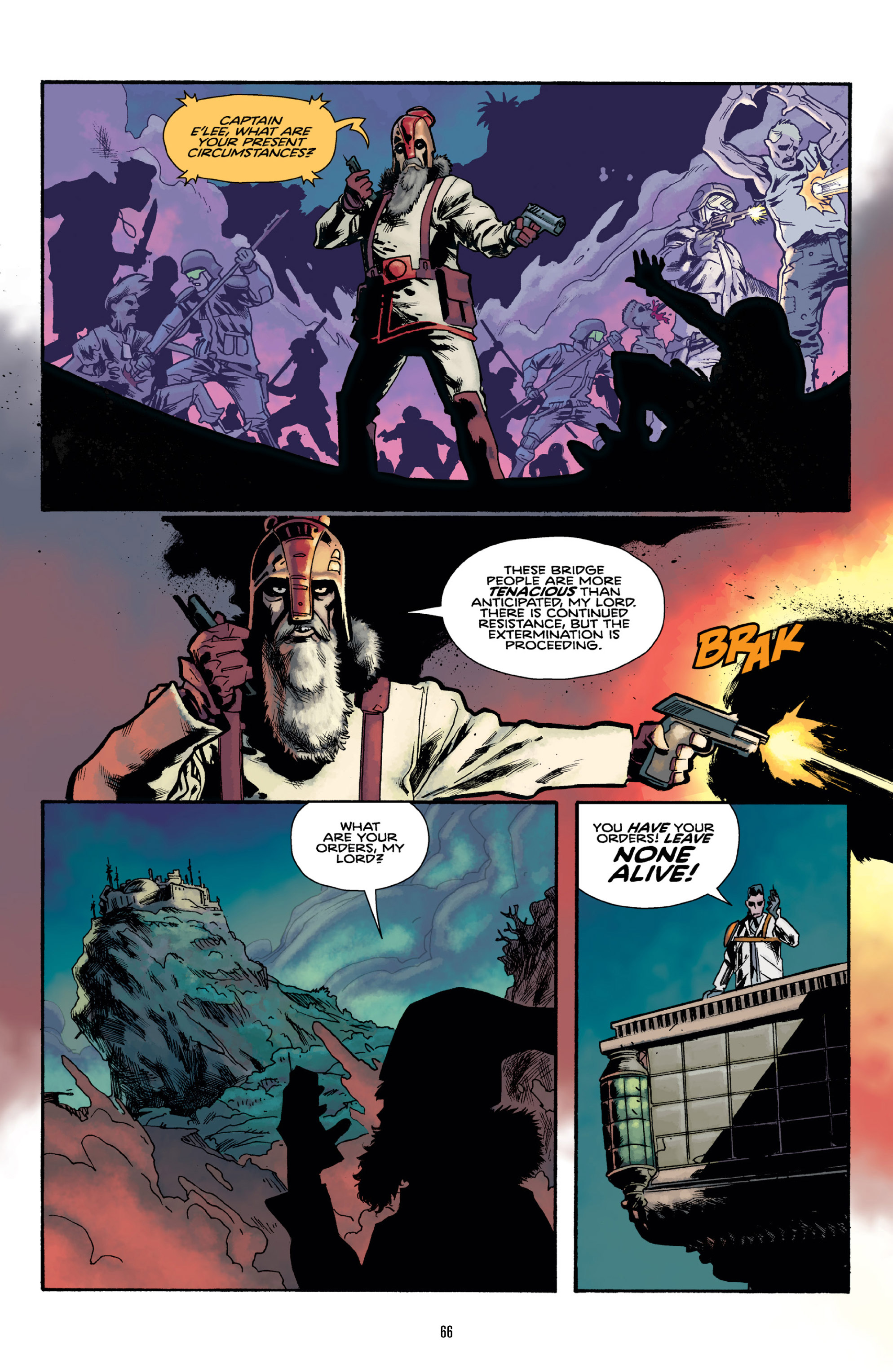 Read online Orchid comic -  Issue # TPB 3 - 65