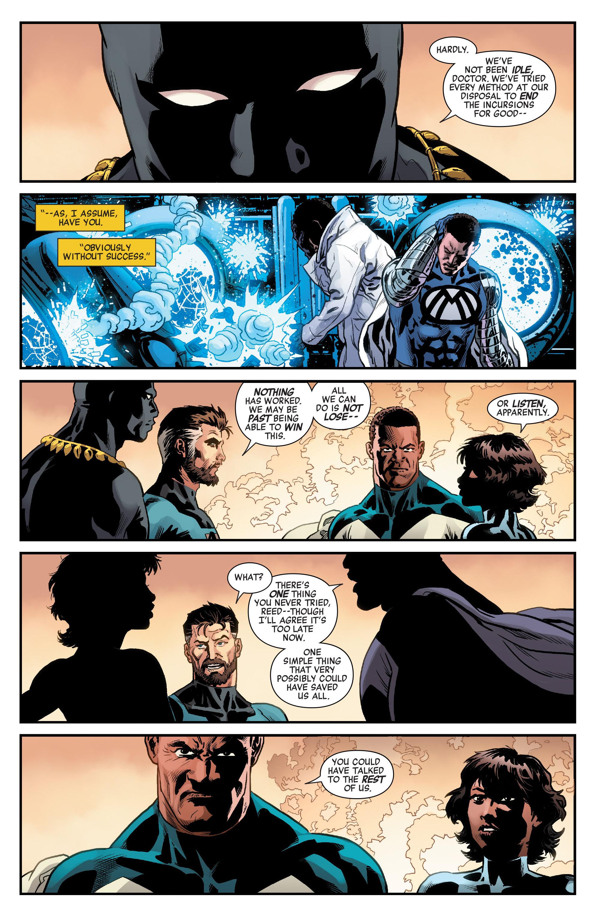 Read online Secret Wars: Last Days of the Marvel Universe comic -  Issue # TPB (Part 1) - 22