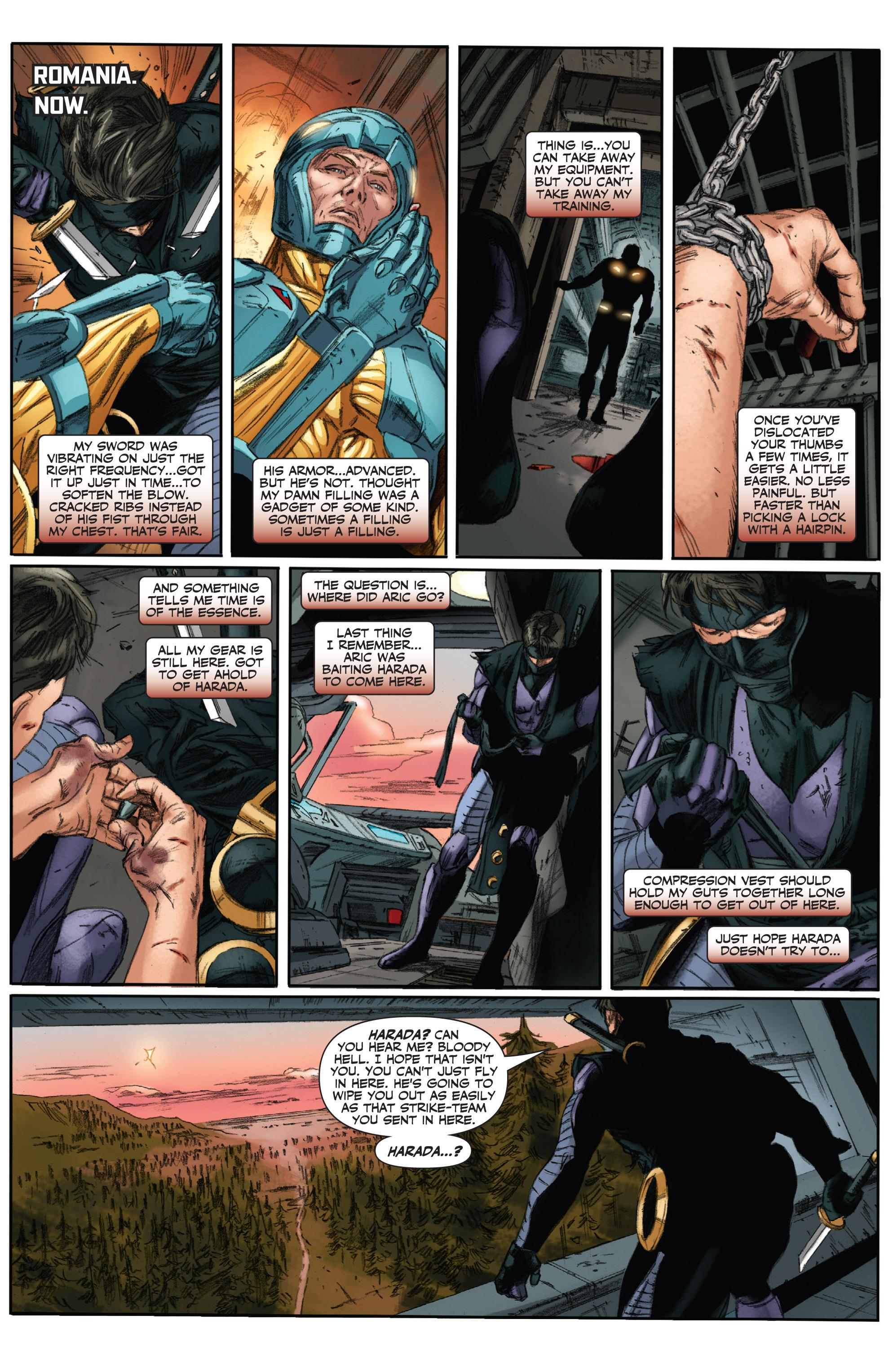 Read online Shadowman (2012) comic -  Issue #13 - 29
