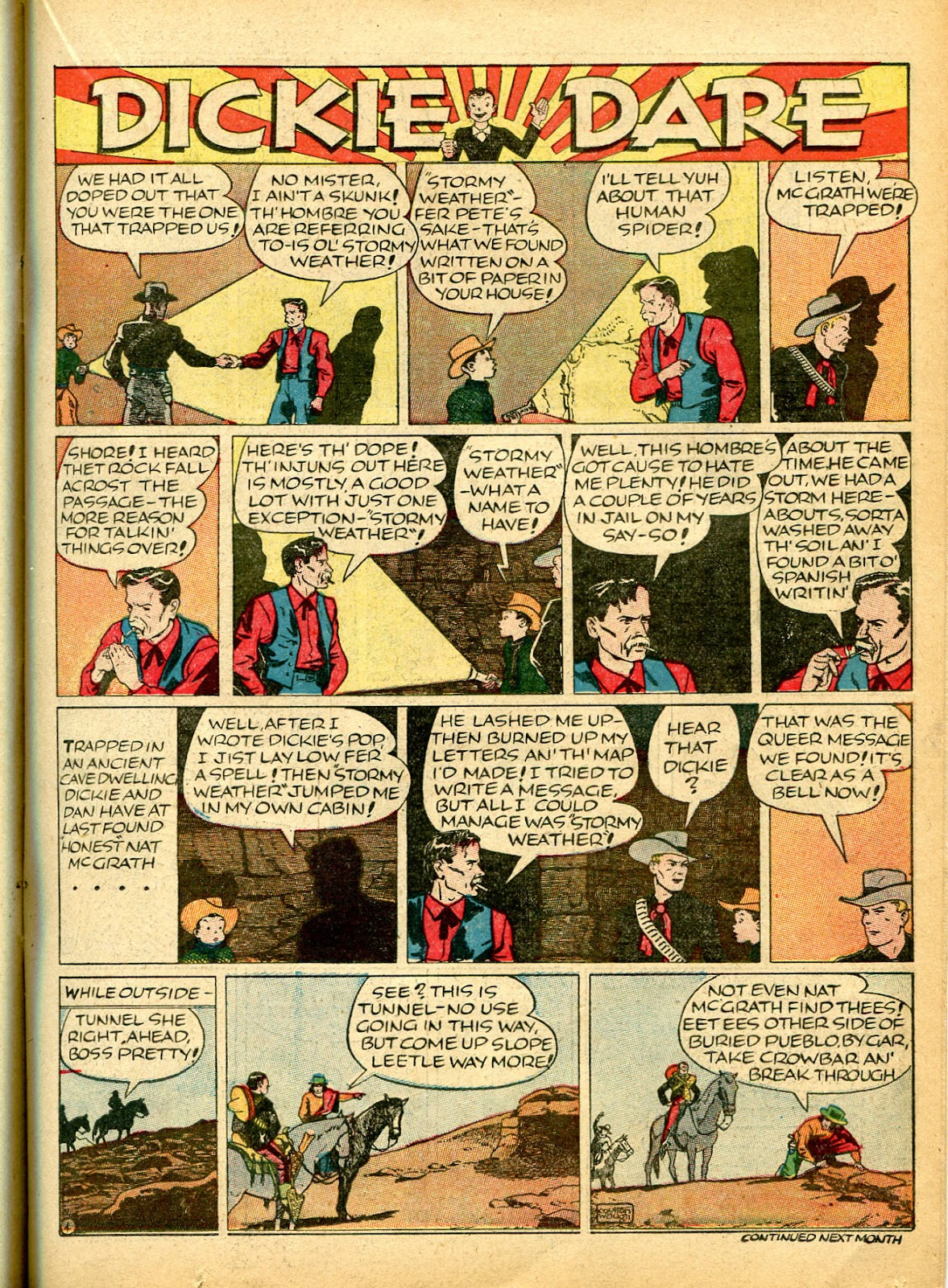 Read online Famous Funnies comic -  Issue #54 - 29