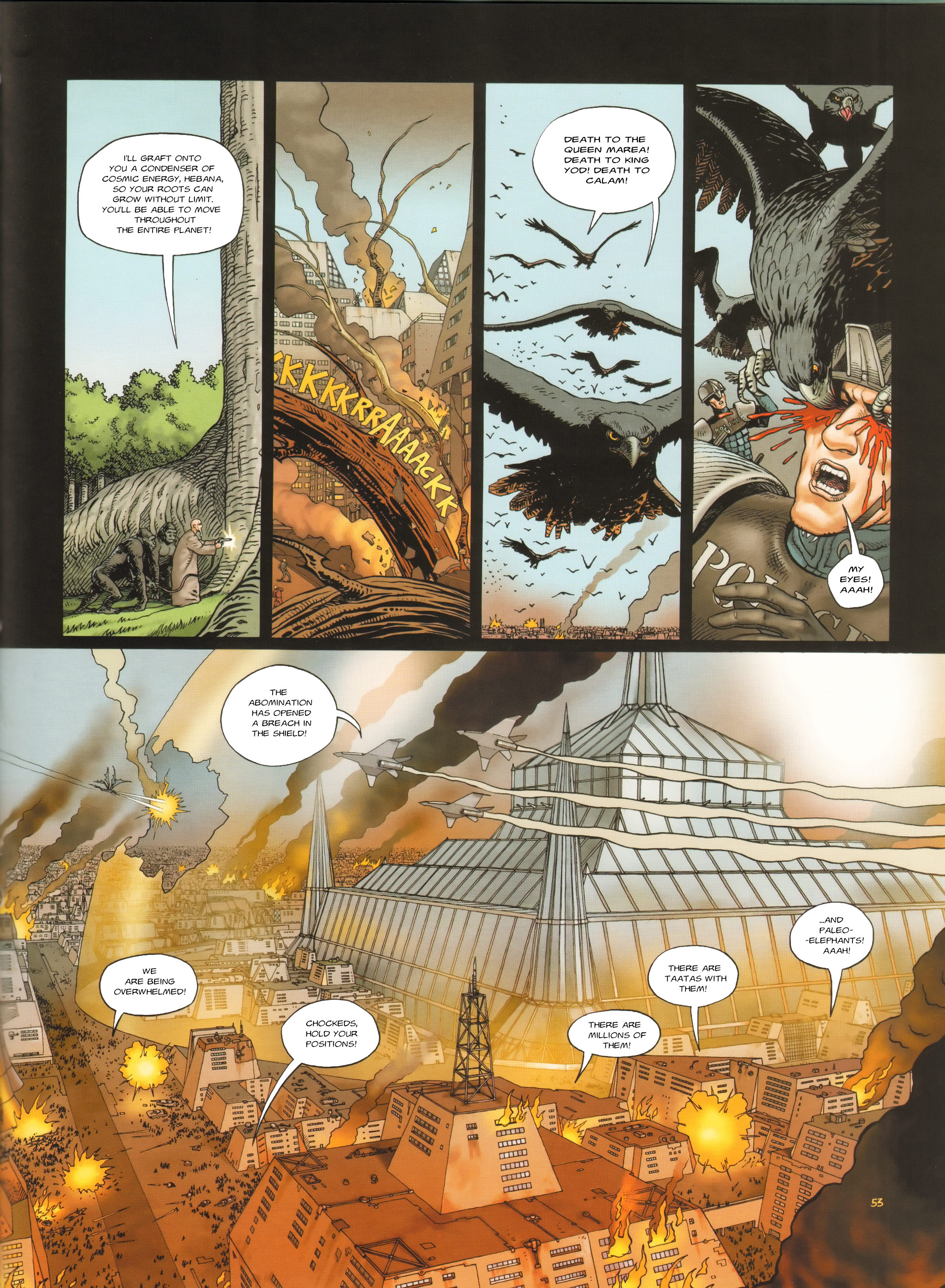 Read online Megalex (2014) comic -  Issue #3 - 56