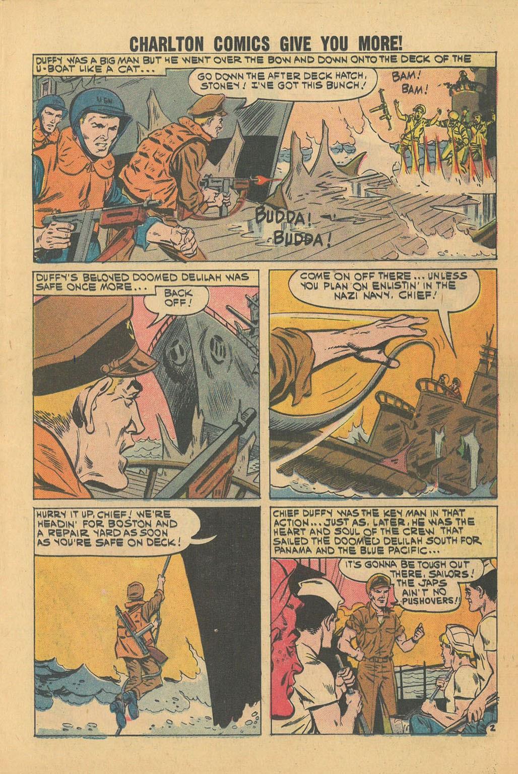 Read online Fightin' Navy comic -  Issue #100 - 13