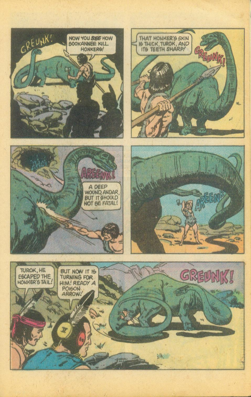Read online Turok, Son of Stone comic -  Issue #120 - 25