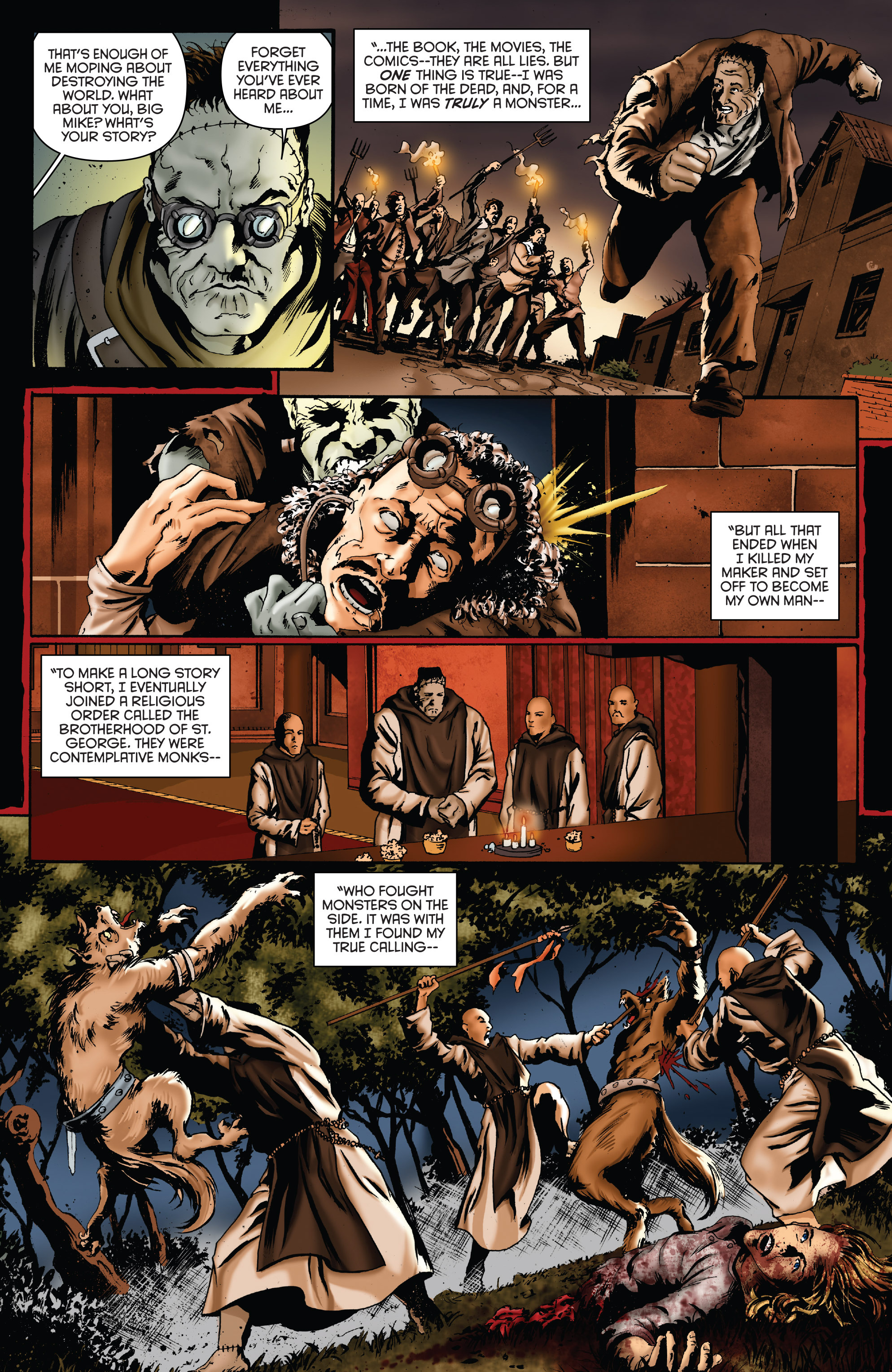 Read online Army of Darkness: Furious Road comic -  Issue #5 - 13