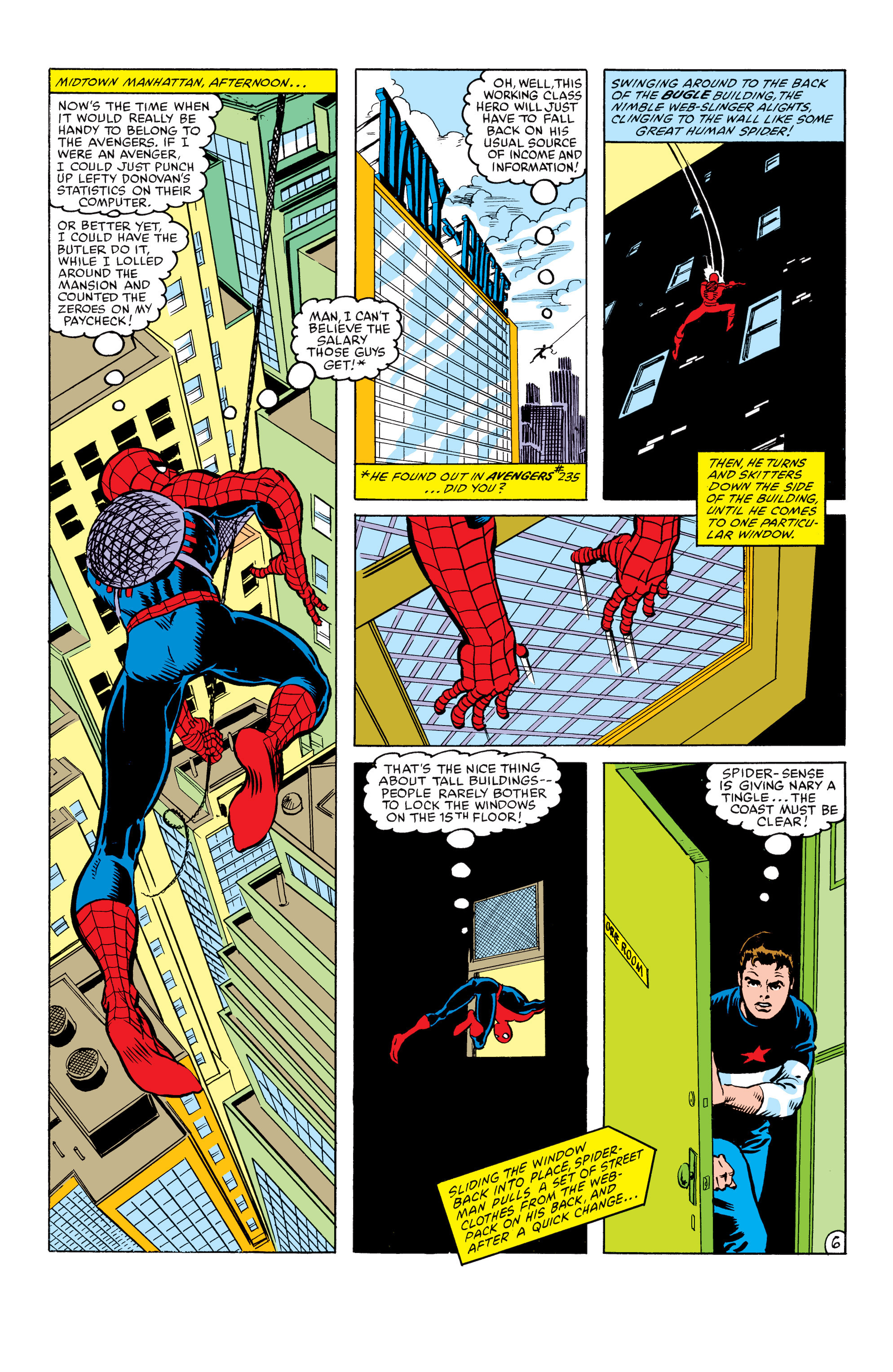 The Amazing Spider-Man (1963) 245 Page 6